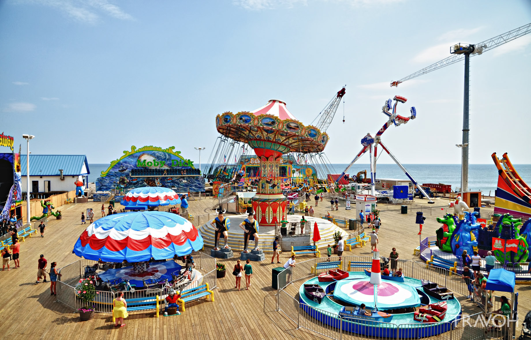 Casino Pier - 800 Ocean Terrace, Seaside Heights, NJ, USA