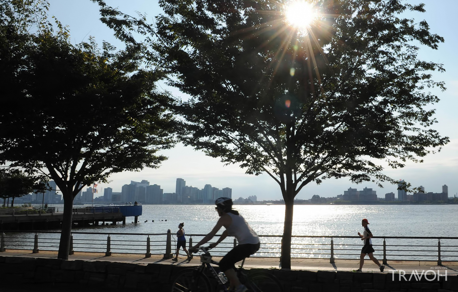 Take a Jog Along the Hudson River in New York