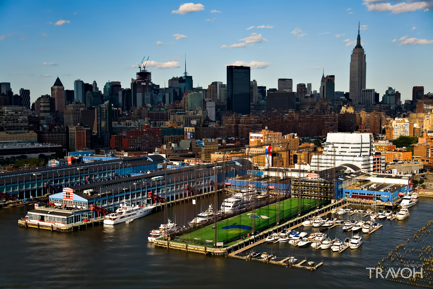 Check out Chelsea Piers - New York, NY, USA
