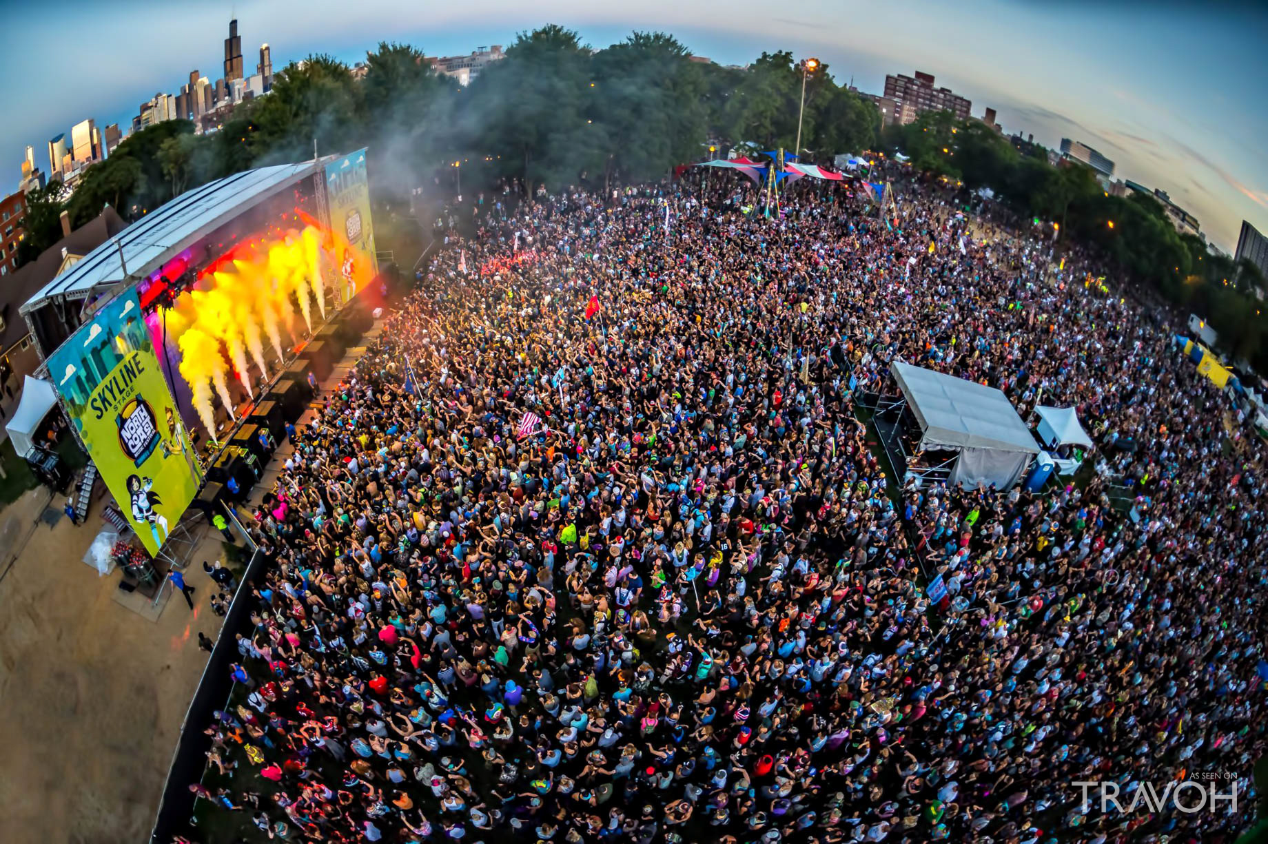 North Coast Music Festival - Chicago, IL, USA