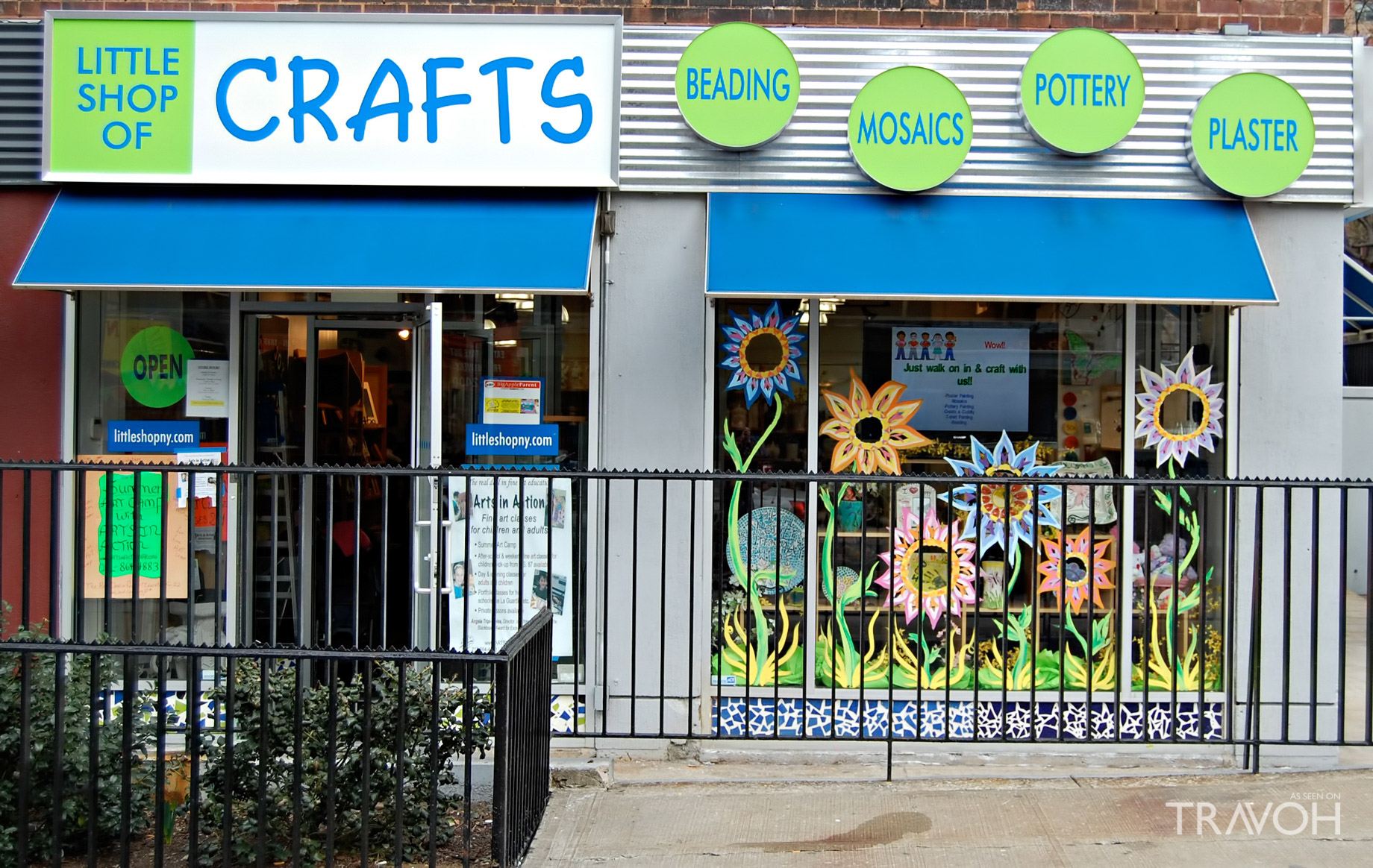 Little Shop of Crafts - 711 Amsterdam Ave, New York, NY 10025, USA