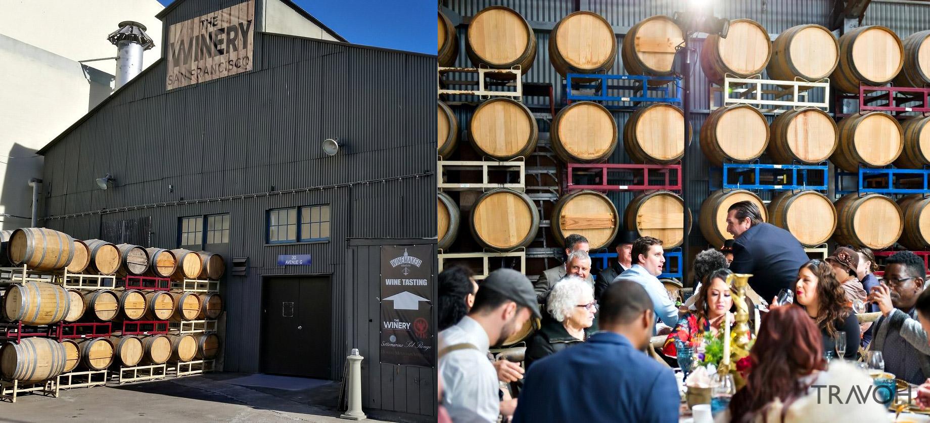 The Winery SF - 30 Avenue G, San Francisco, CA 94130, USA