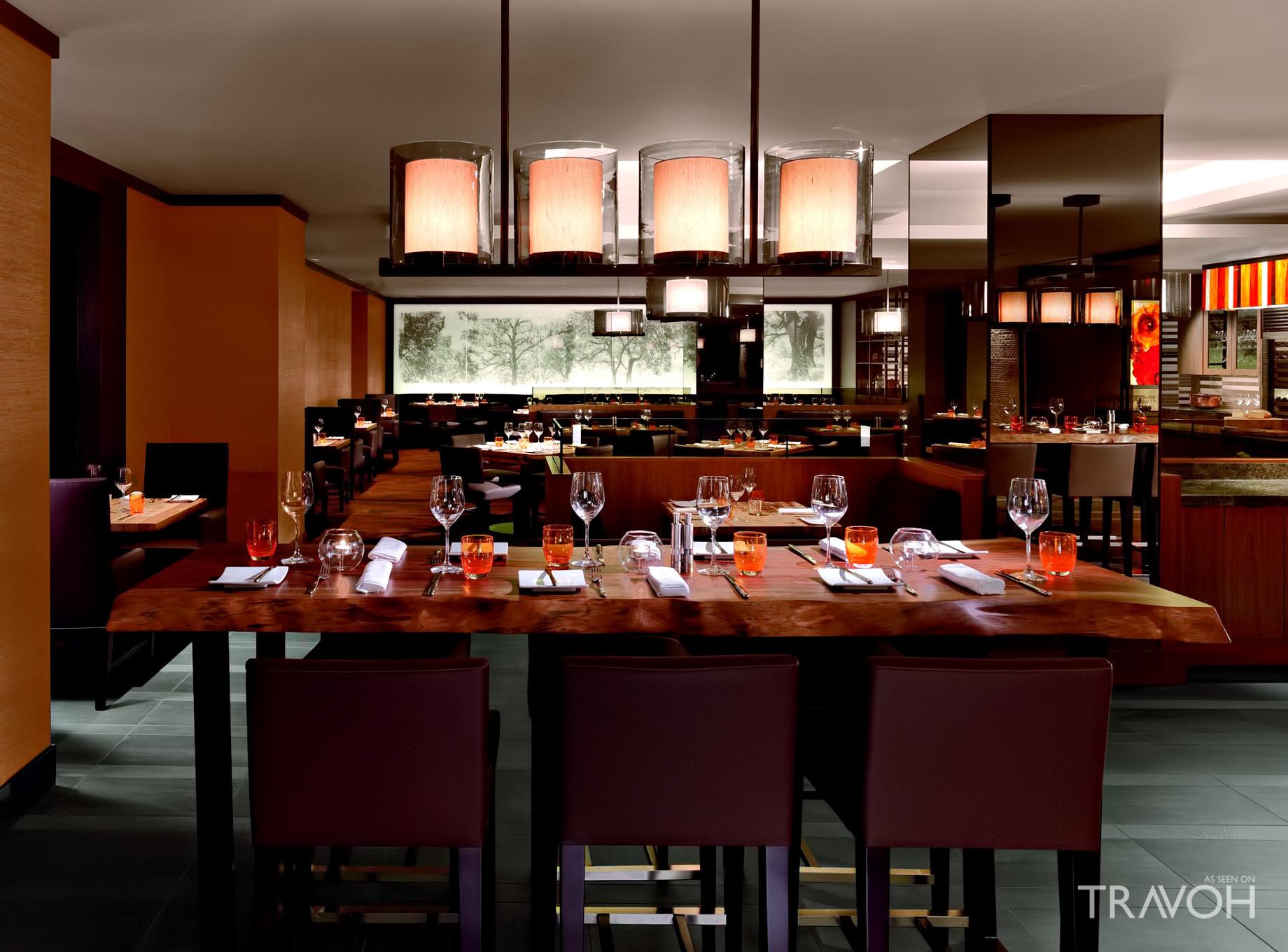 Parallel 37 Restaurant - Ritz Carlton Hotel 600 Stockton St, San Francisco, CA, USA