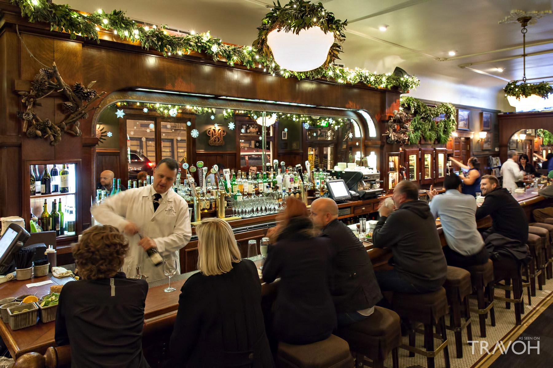 Balboa Café - 3199 Fillmore St, San Francisco, CA, USA
