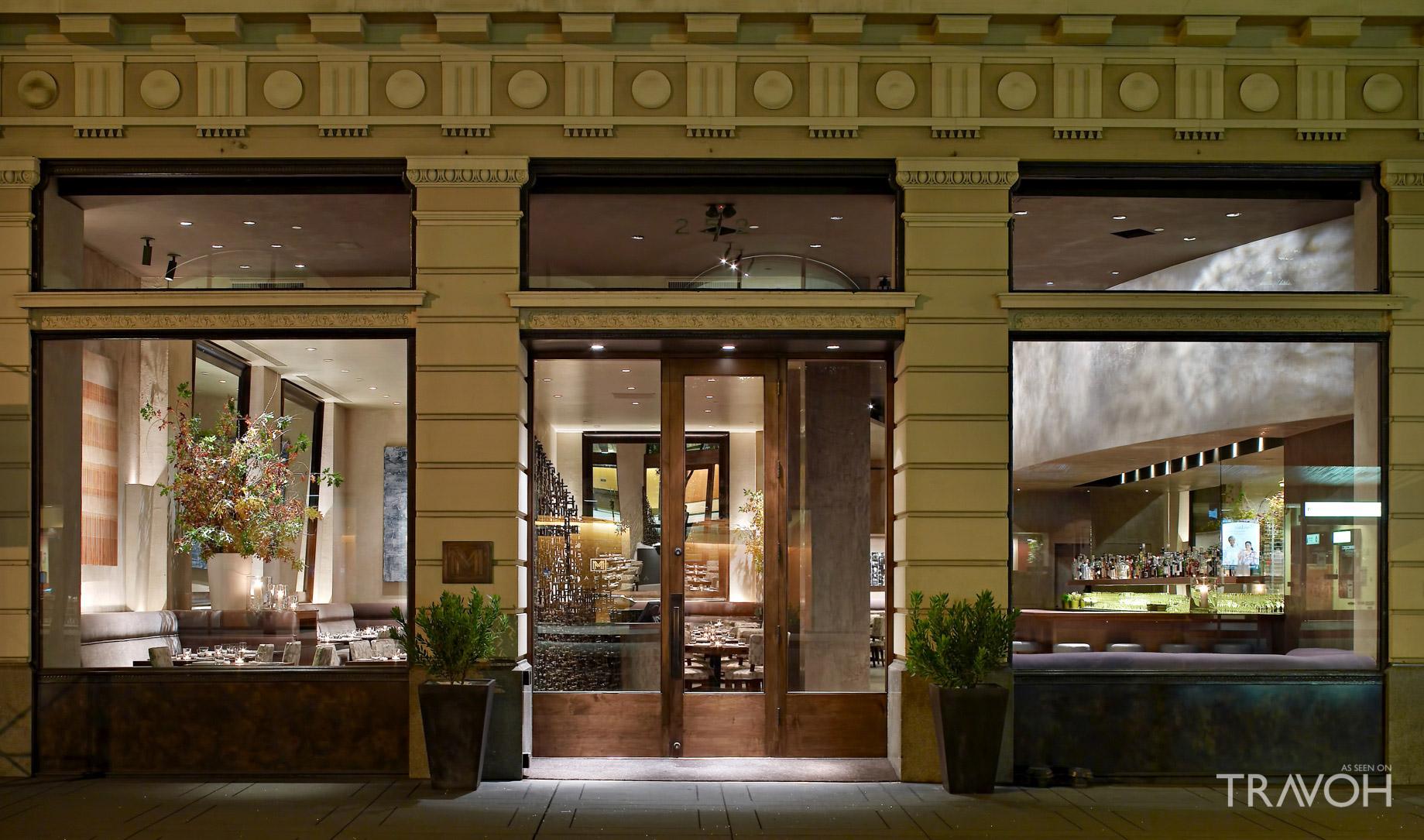 Michael Mina Restaurant - 252 California St, San Francisco, CA, USA