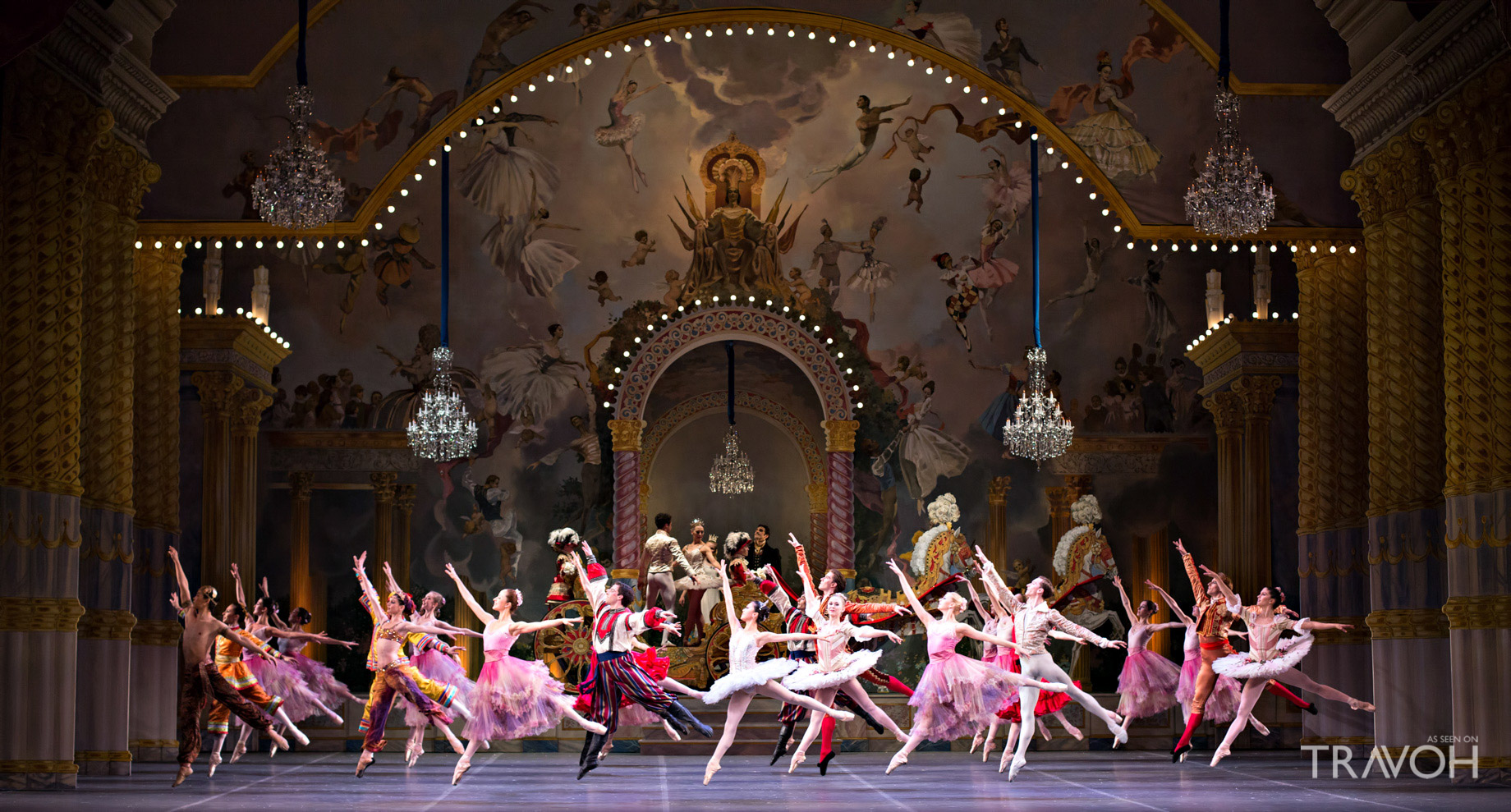 See a Performance of The Nutcracker - Boston Opera House 539 Washington St, Boston, MA, USA