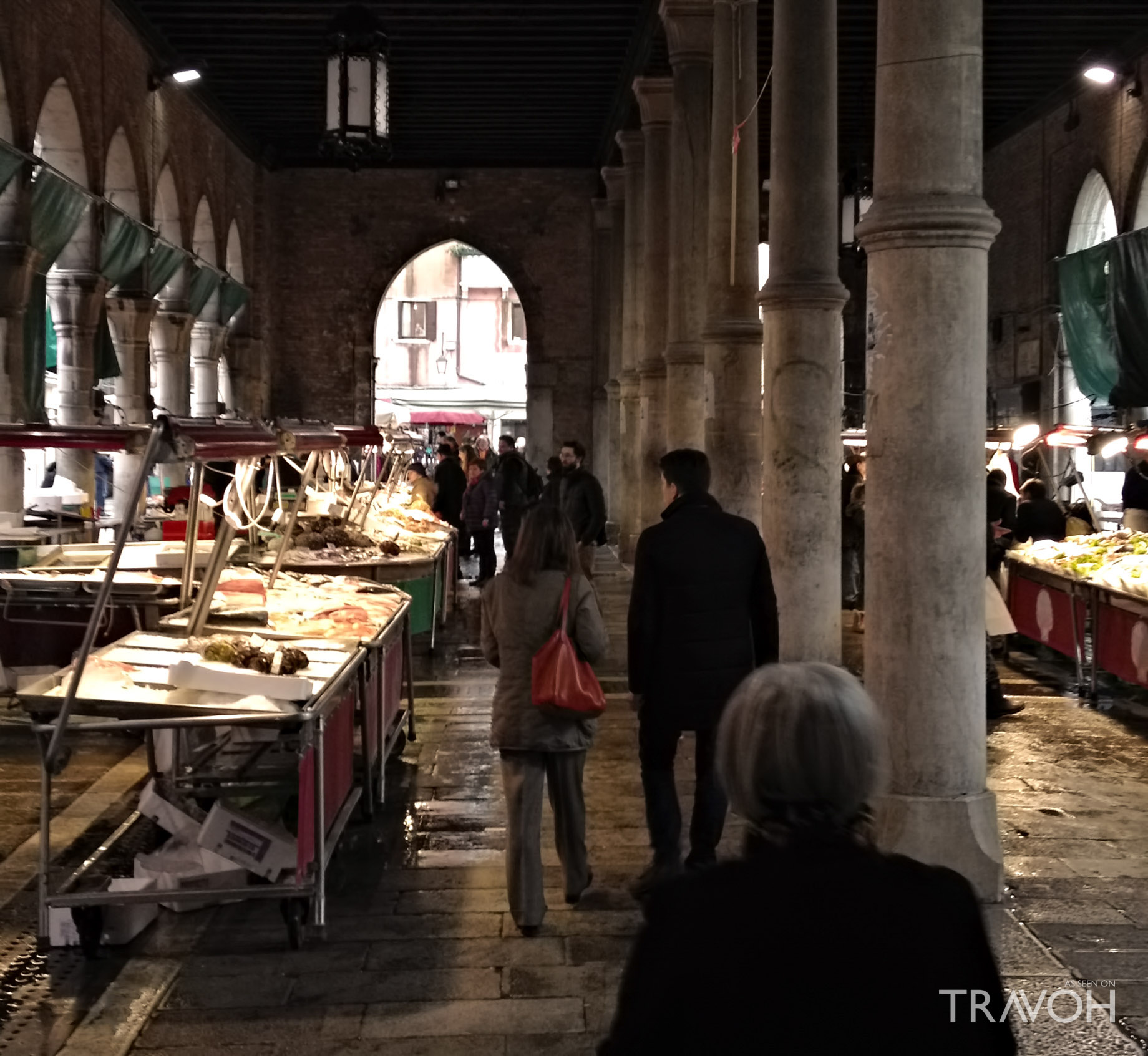 Browse the Mercati di Rialto - Venice, Italy