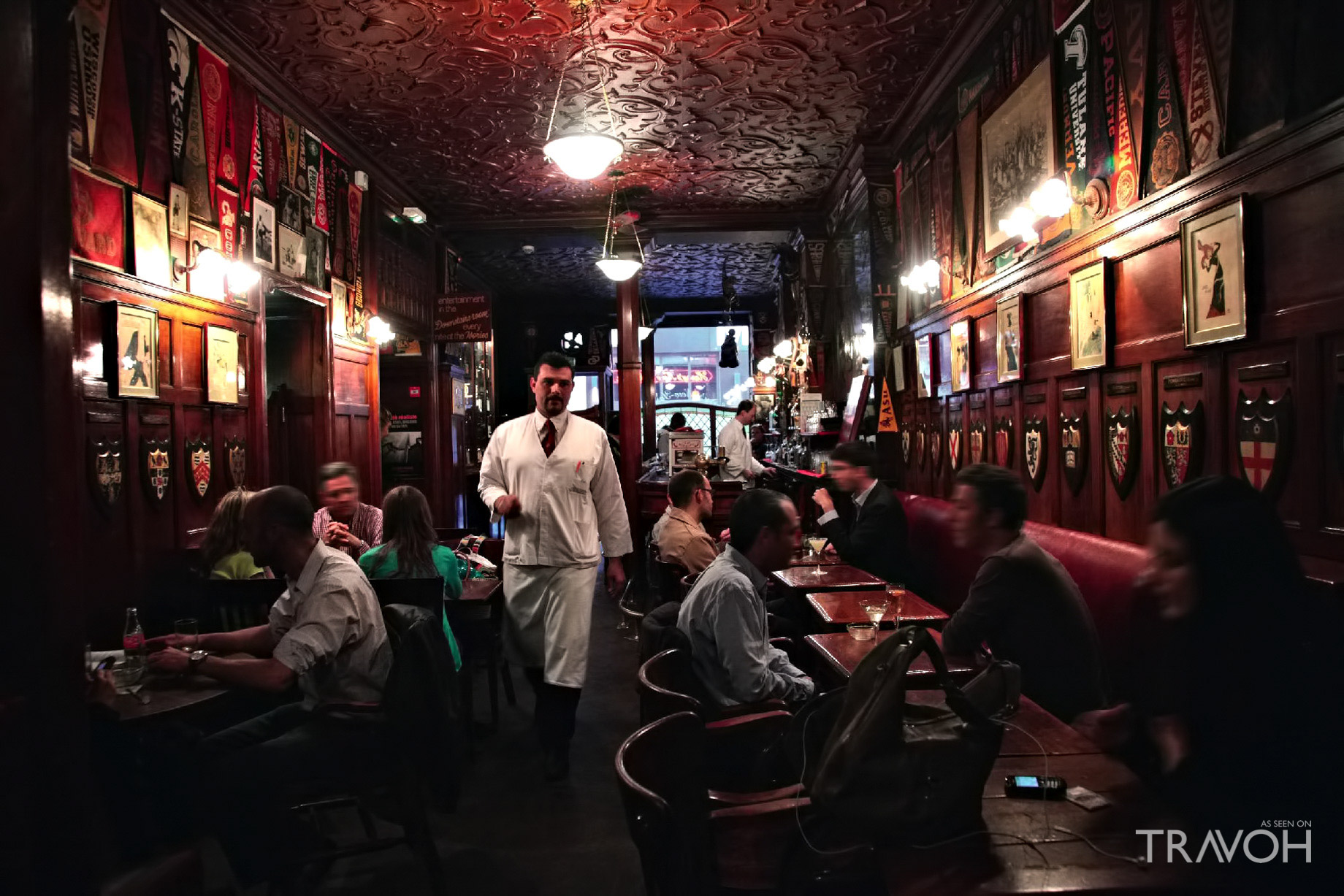 Harry's New York Bar - Paris, France