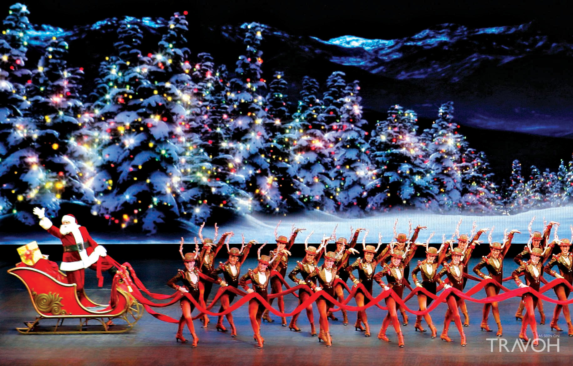 The Radio City Christmas Spectacular - 1260 6th Ave, New York, NY, USA