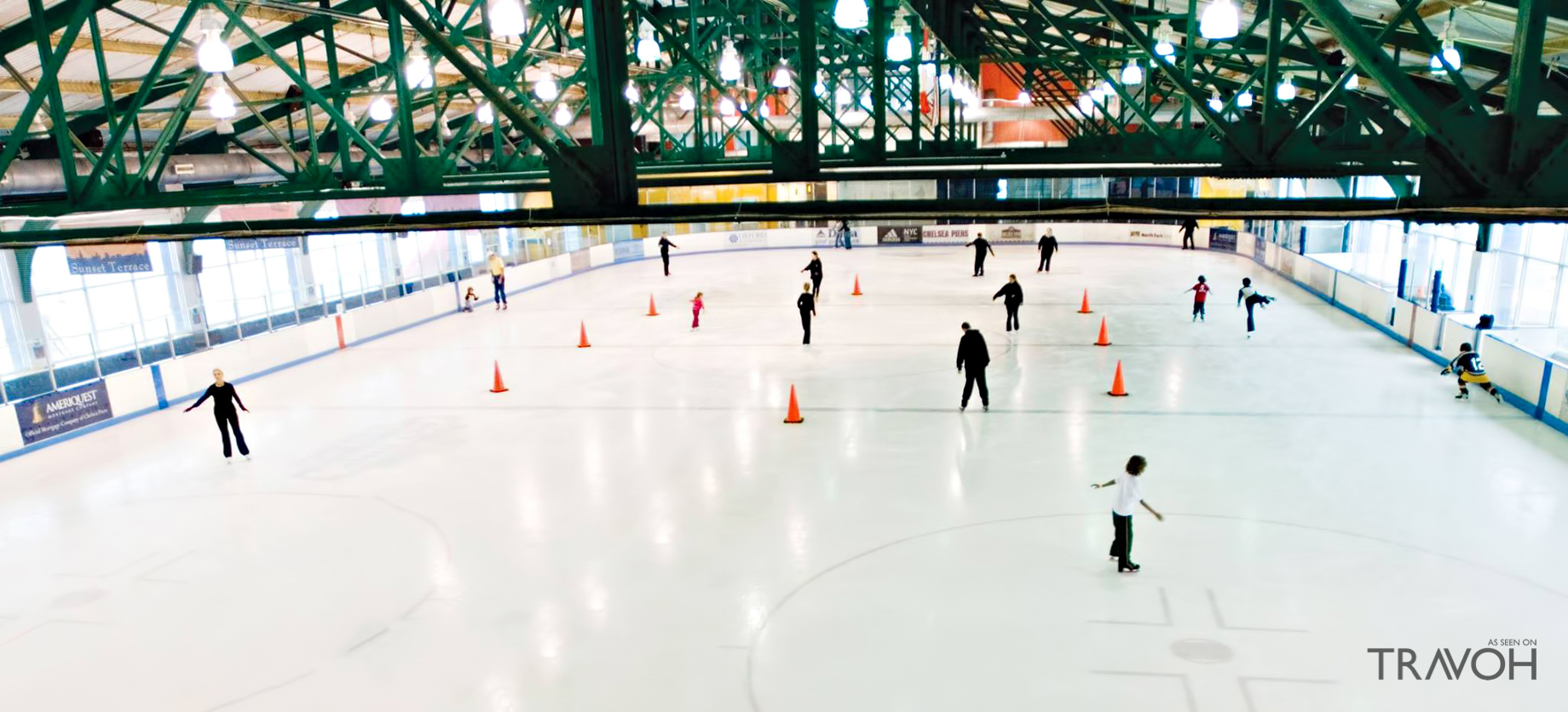 Sky Rink at Chelsea Piers - 61 Chelsea Piers, New York, NY, USA