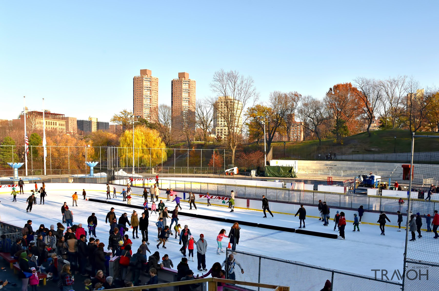 Lasker Rink - 110 Lenox Ave, New York, NY, USA
