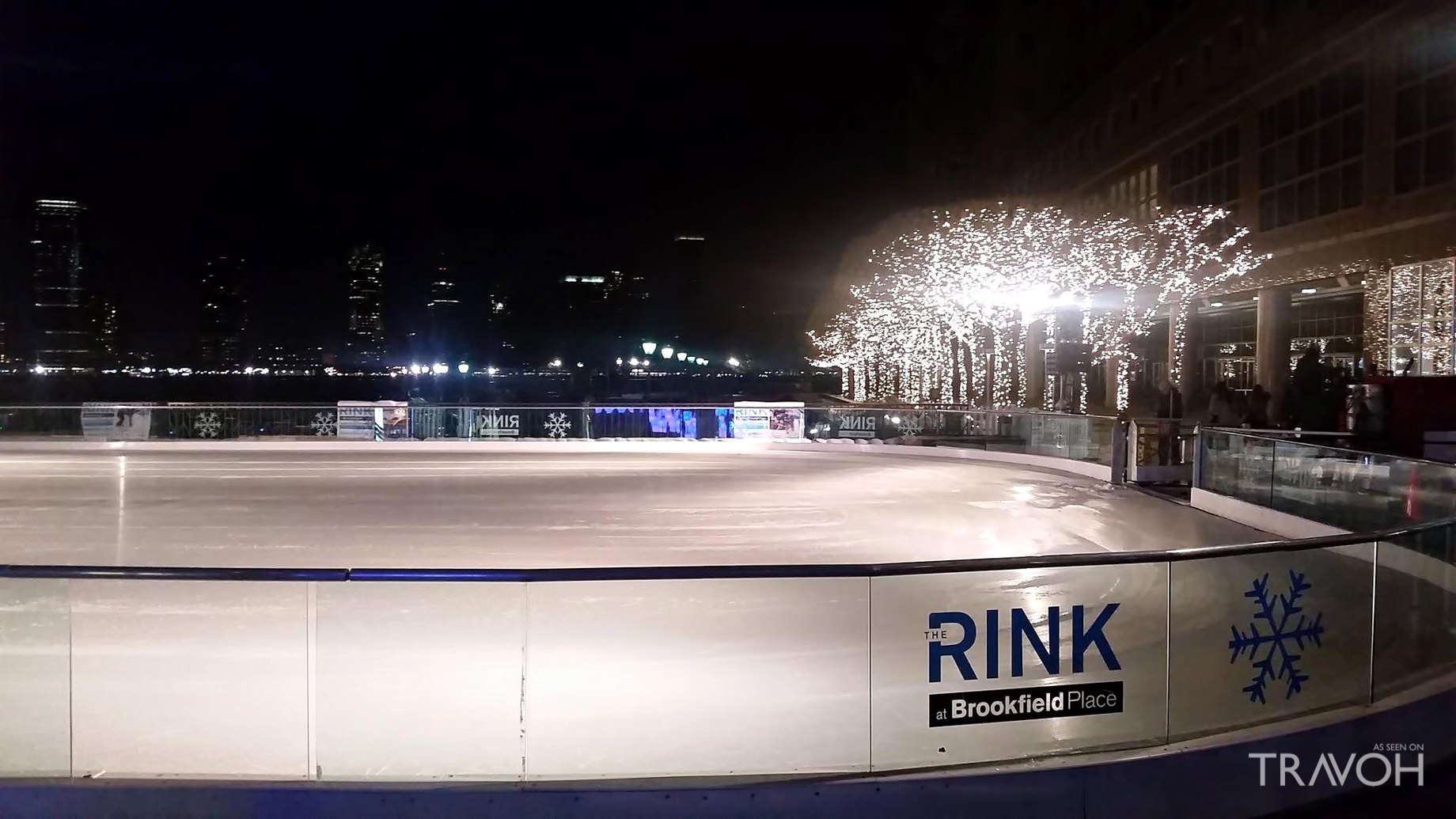 The Rink at Brookfield Place - Three World Financial Center, 230 Vesey St, New York, NY, USA