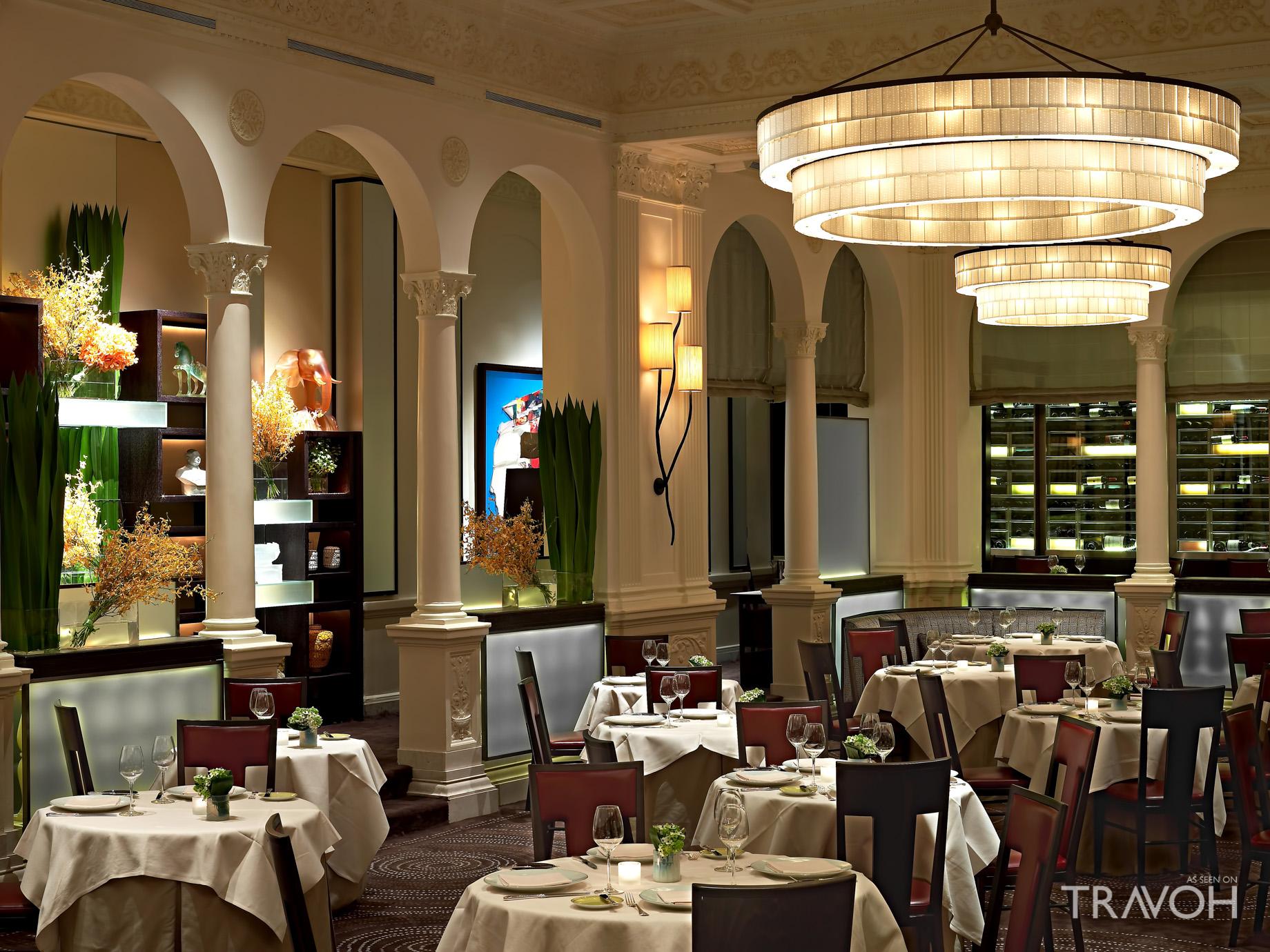 Daniel Restaurant - 60 E 65th St, New York, NY 10065, USA