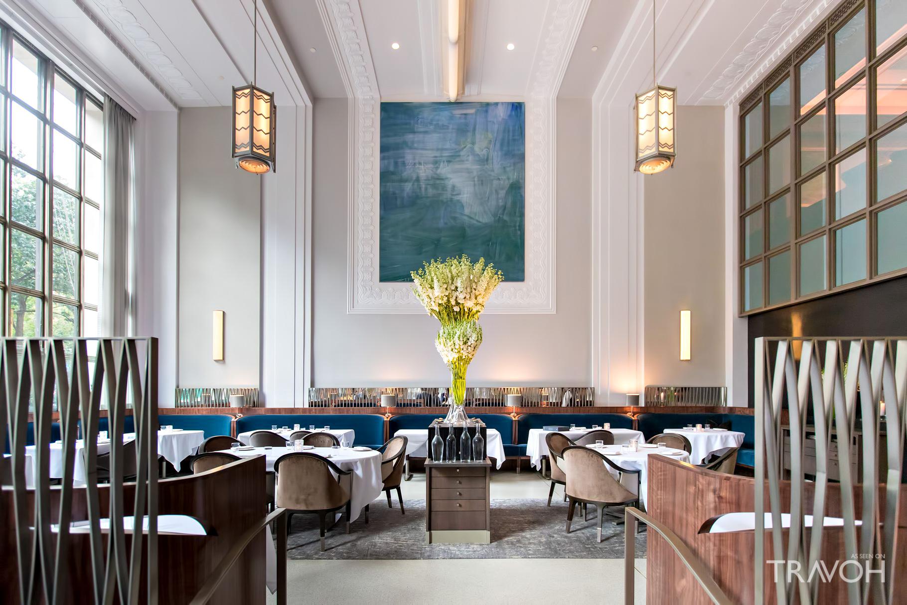 Eleven Madison Park Restaurant - 11 Madison Ave, New York, NY 10010, USA