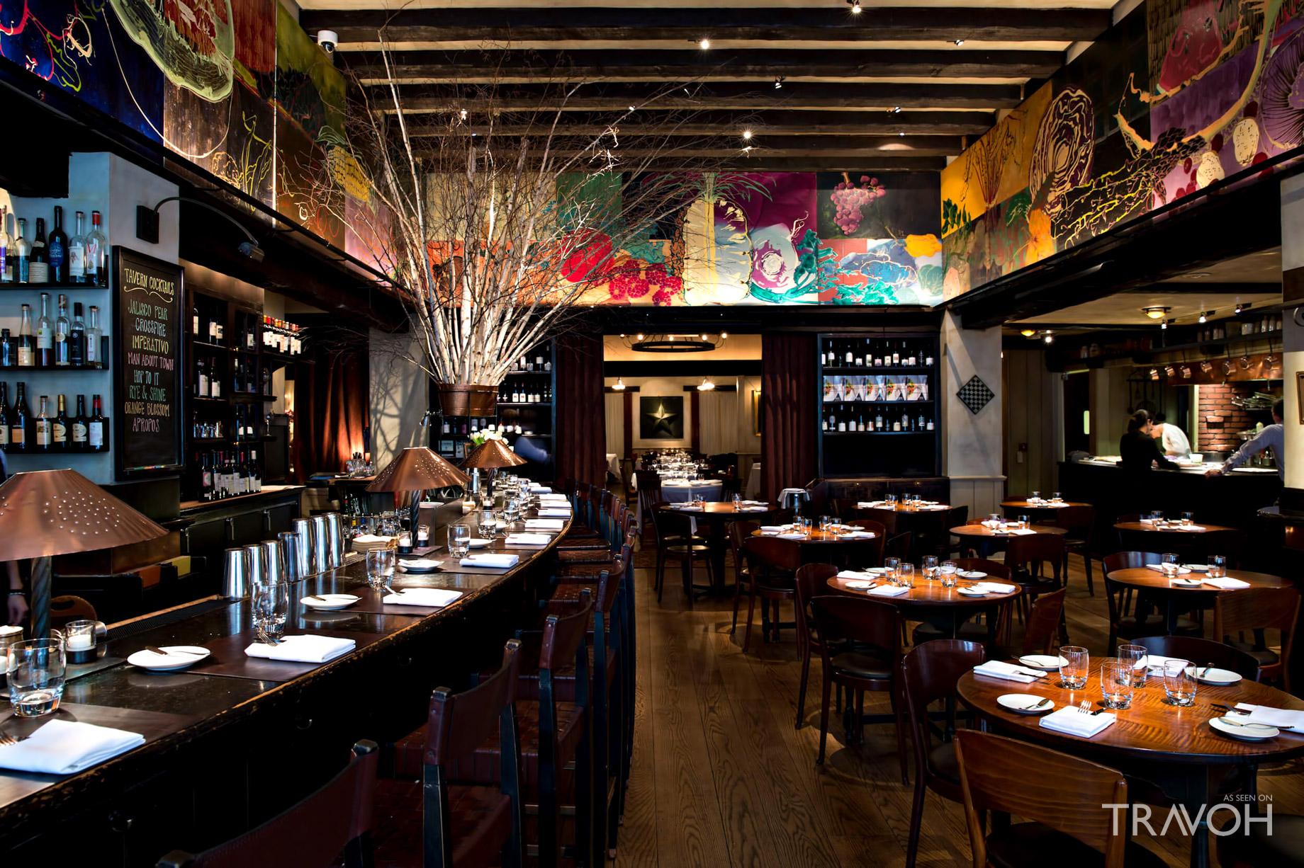 Gramercy Tavern Restaurant - 42 E 20th St, New York, NY 10003, USA