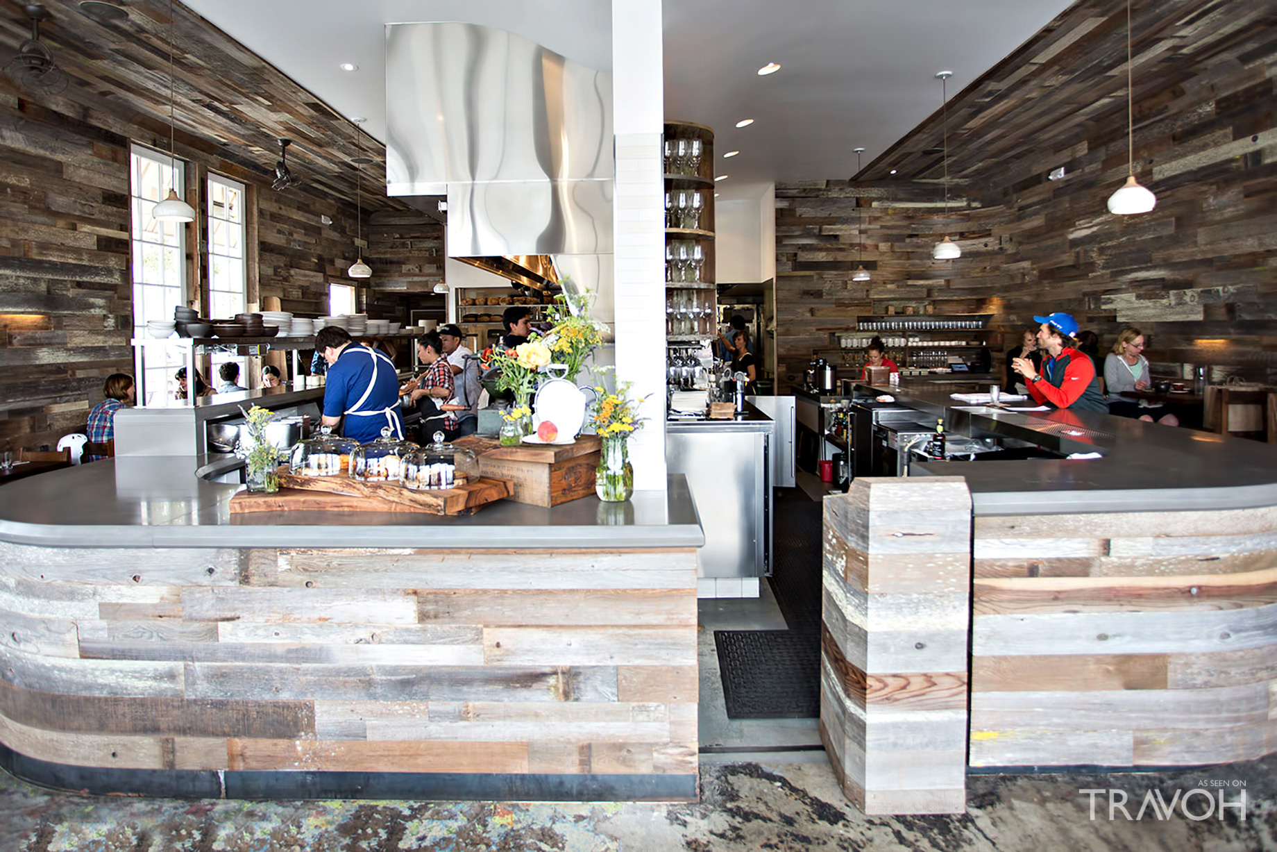Outerlands Restaurant - 4001 Judah St, San Francisco, CA, USA