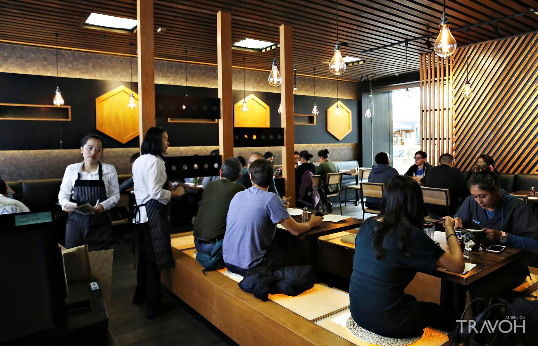 Marufuku Ramen Restaurant - 1581 Webster St #235, San Francisco, CA, USA