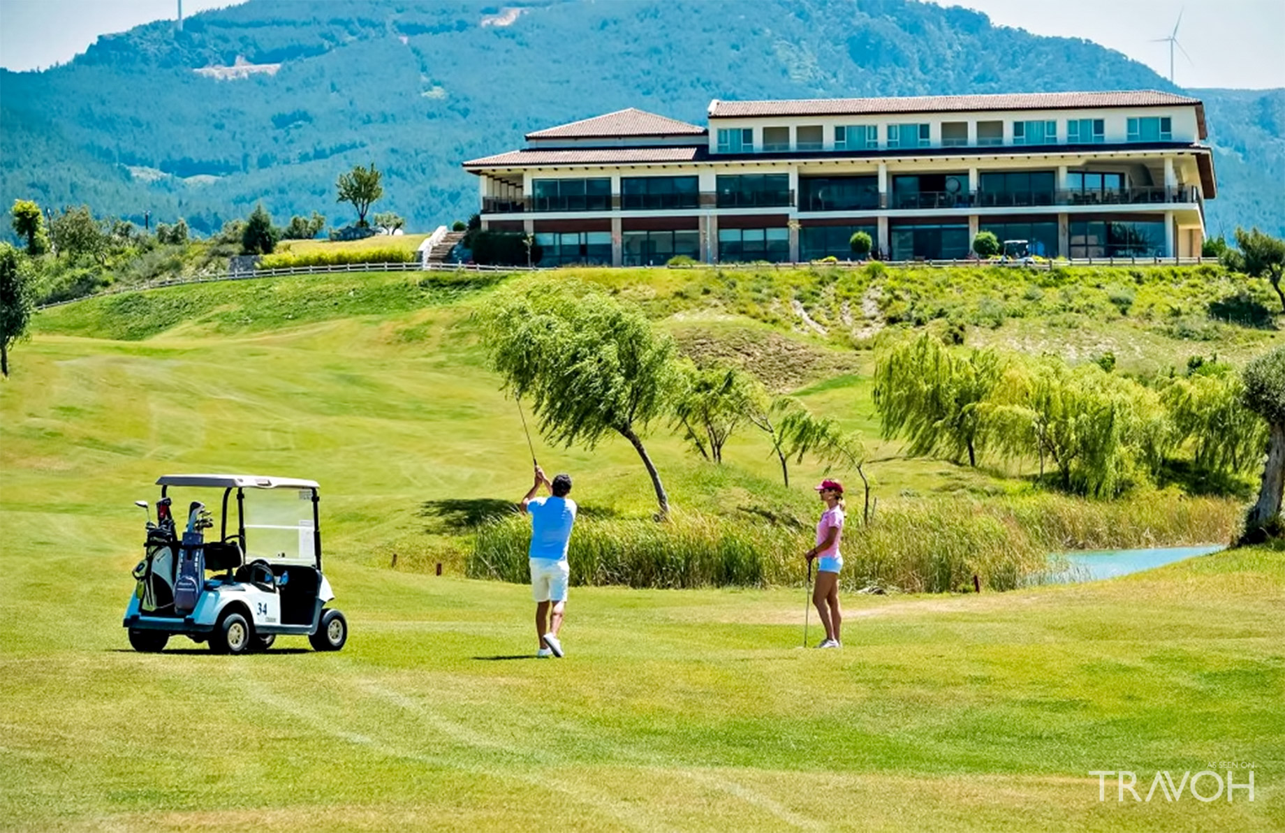 CLC World Turkey - Kusadasi Golf and Spa Resort - A Green Paradise