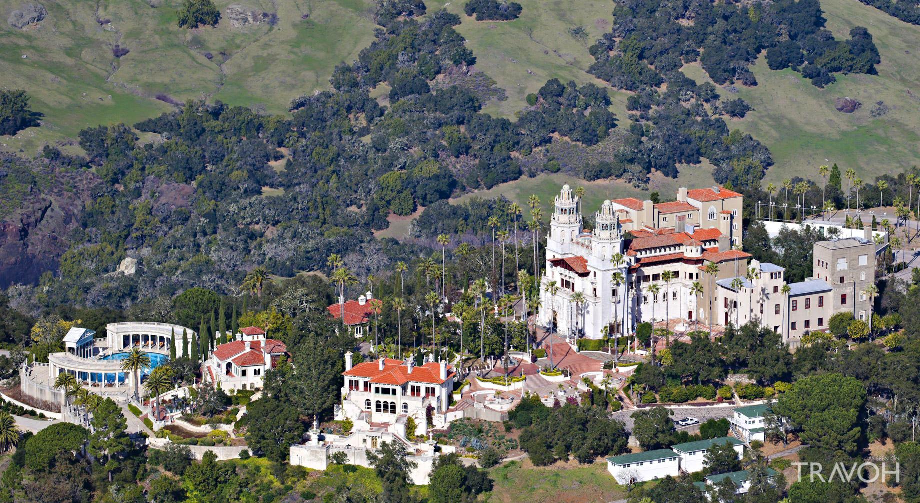 Hearst Castle - 750 Hearst Castle Rd, San Simeon, CA, USA