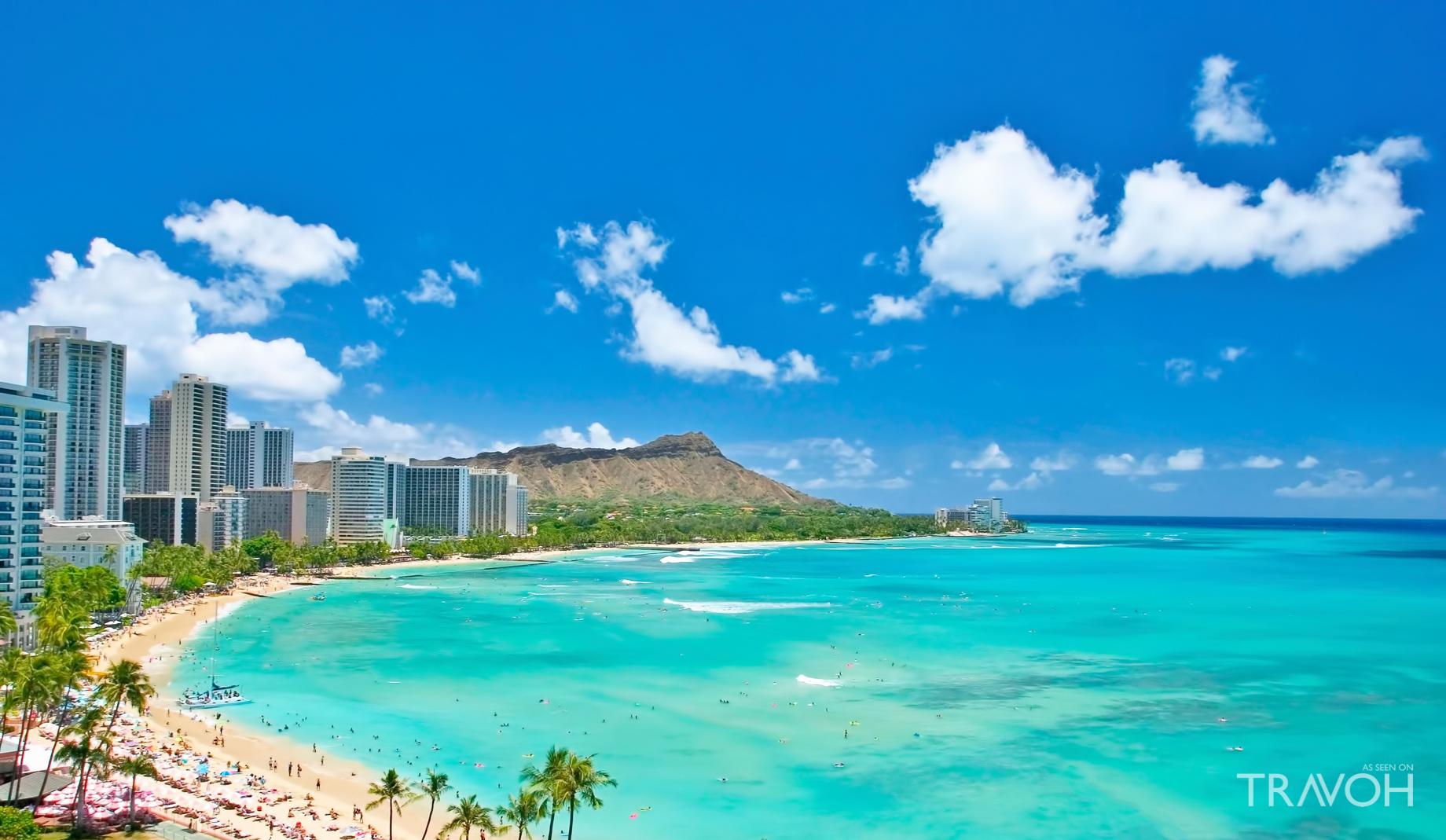 Waikiki Beach - Oahu, Hawaii