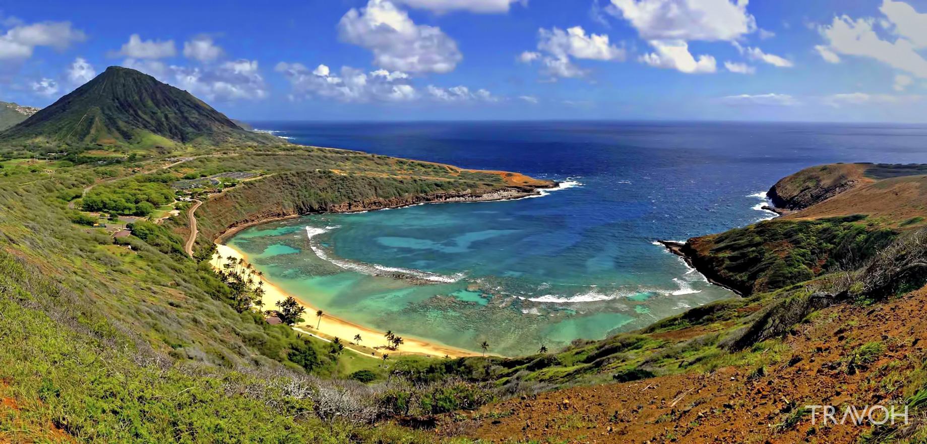 Hanauma Bay Beach - Oahu, Hawaii