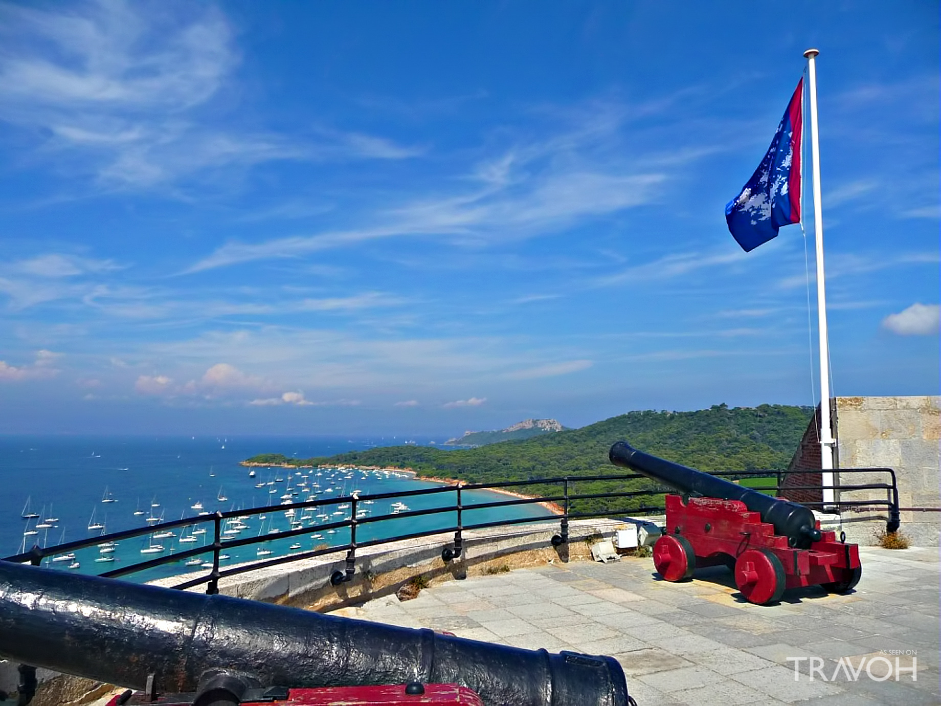 Fort St. Agathe - Porquerolles Island - Chemin Sainte-Agathe, 83400 Hyères, France