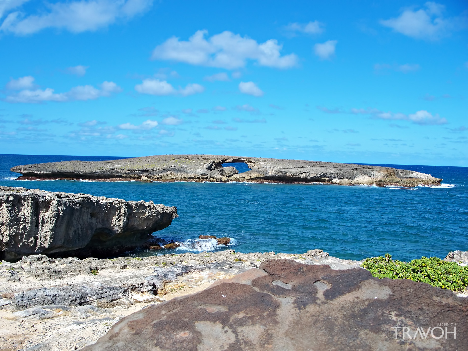Laie Point Beach – Oahu, Hawaii