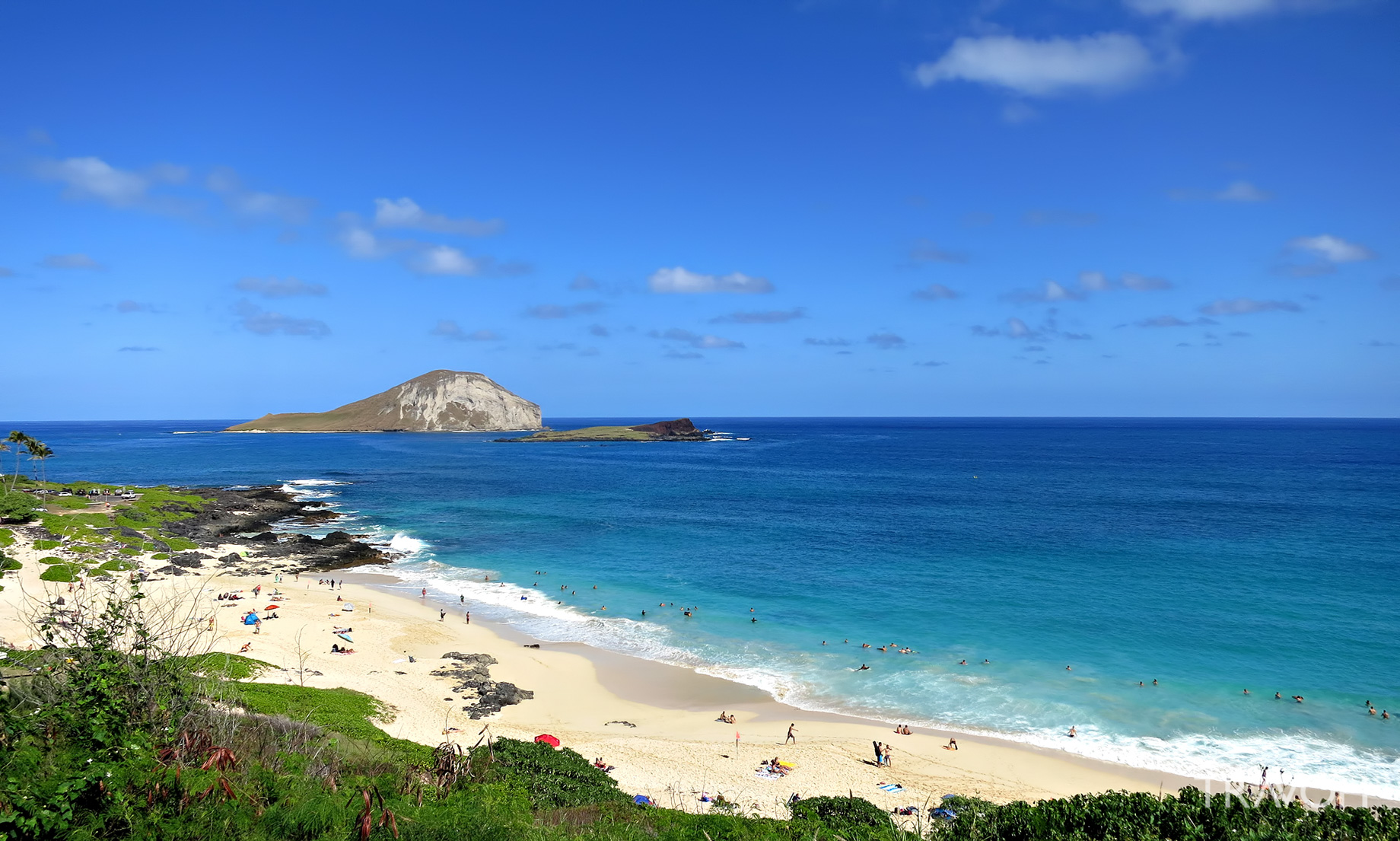 Makapuu Beach – Oahu, Hawaii