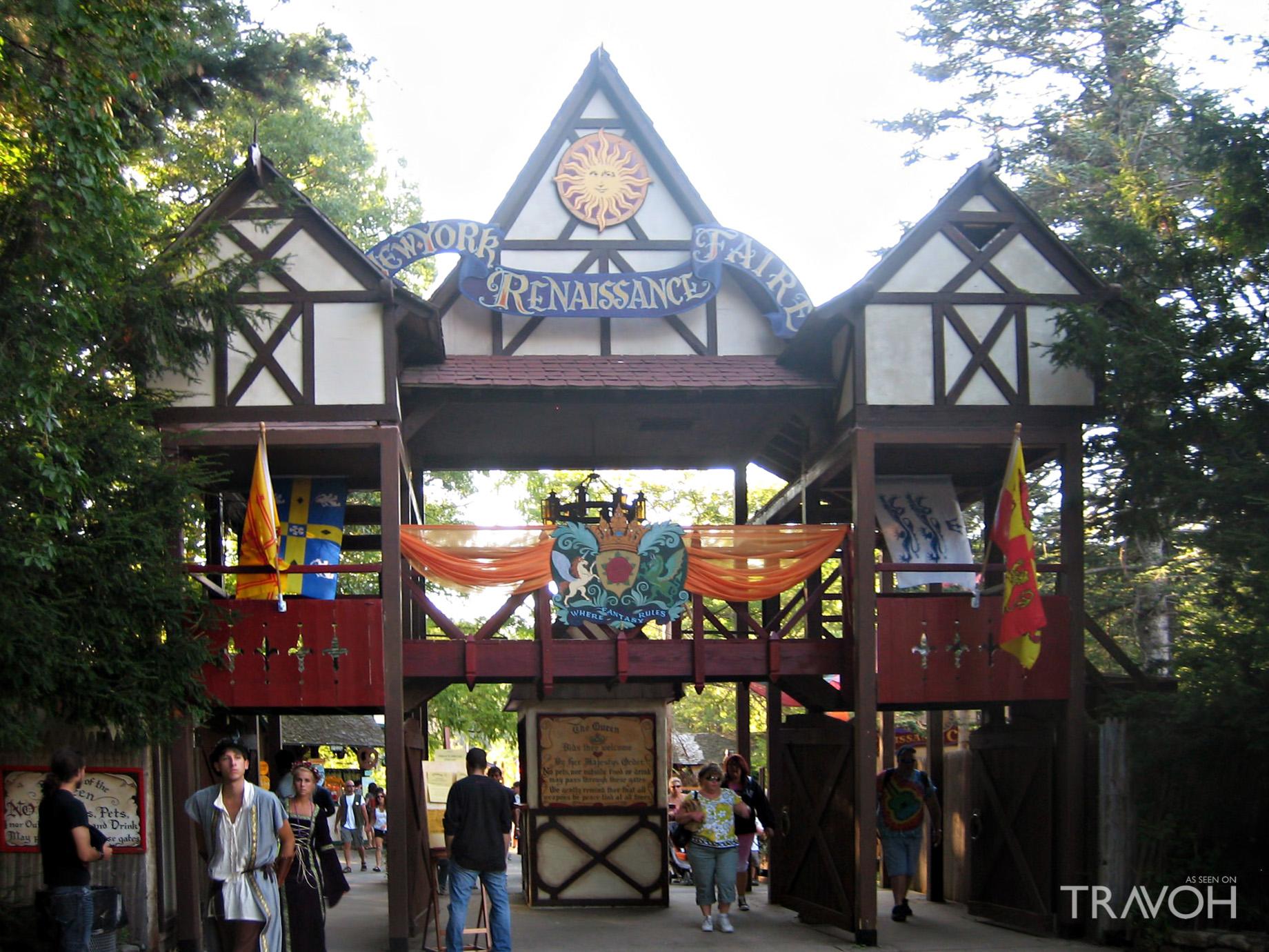 New York Renaissance Festival - 600 NY-17A, Tuxedo Park, NY, USA