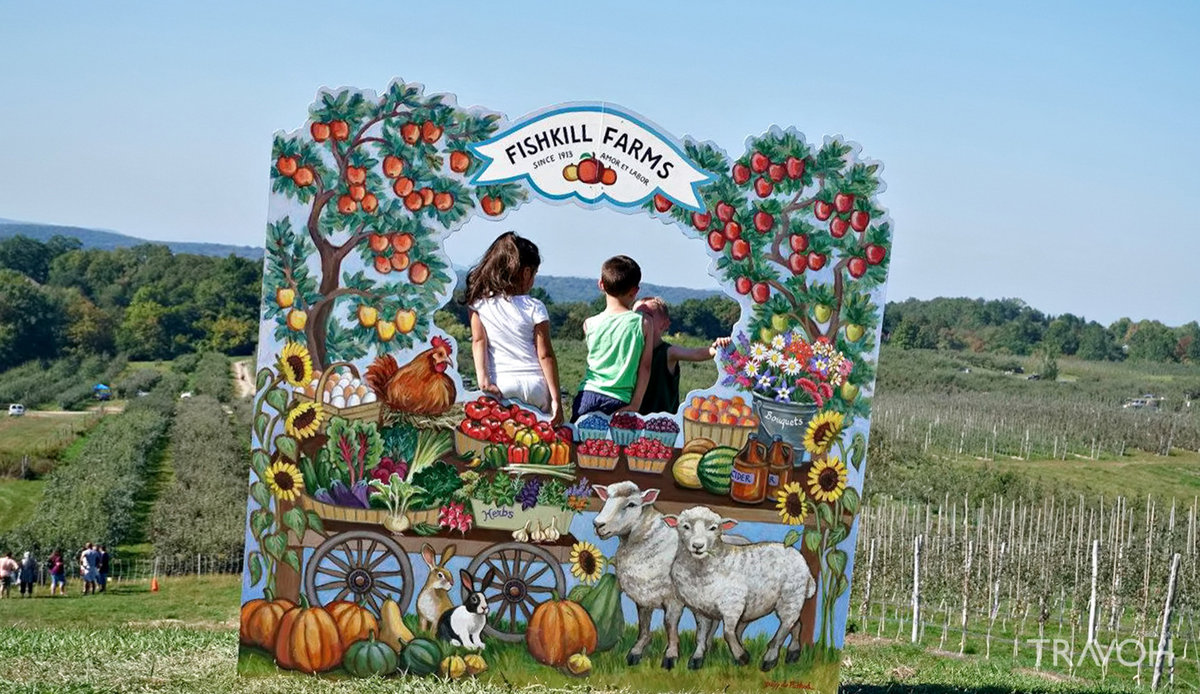 Fall Harvest Festival at Fishkill Farms - 9 Fishkill Farm Rd, Hopewell Junction, NY, USA
