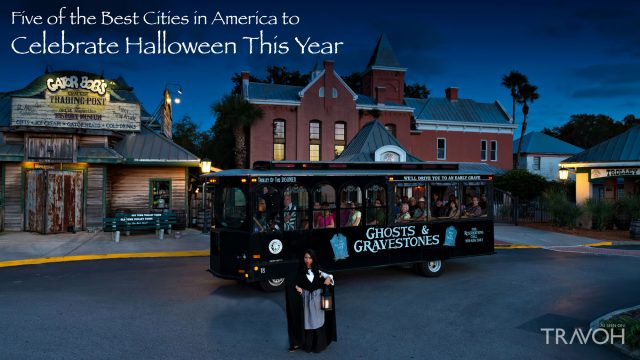 Five of the Best Cities in America to Celebrate Halloween This Year