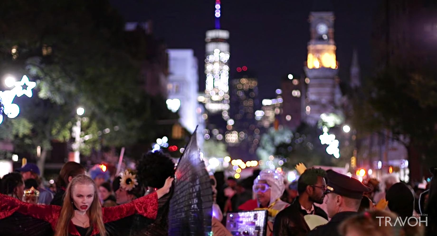 NYC Village Halloween Parade - Greenwich Village, New York, NY, USA