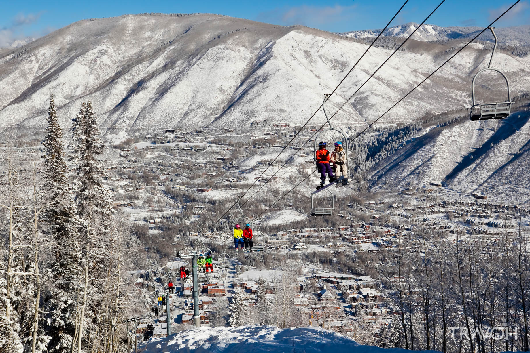 Skiing – Top 7 Reasons Why You Should Vacation in Aspen, Colorado