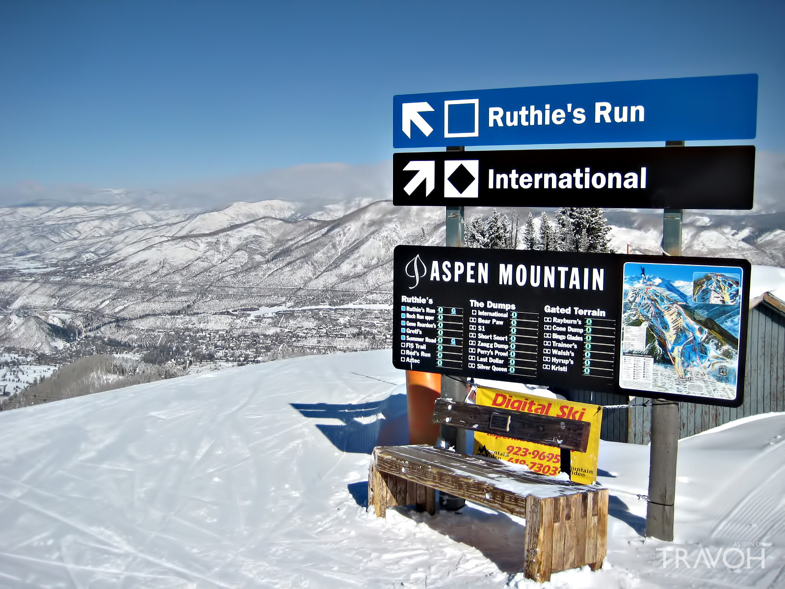 The Mountains - Top 7 Reasons Why You Should Vacation in Aspen, Colorado
