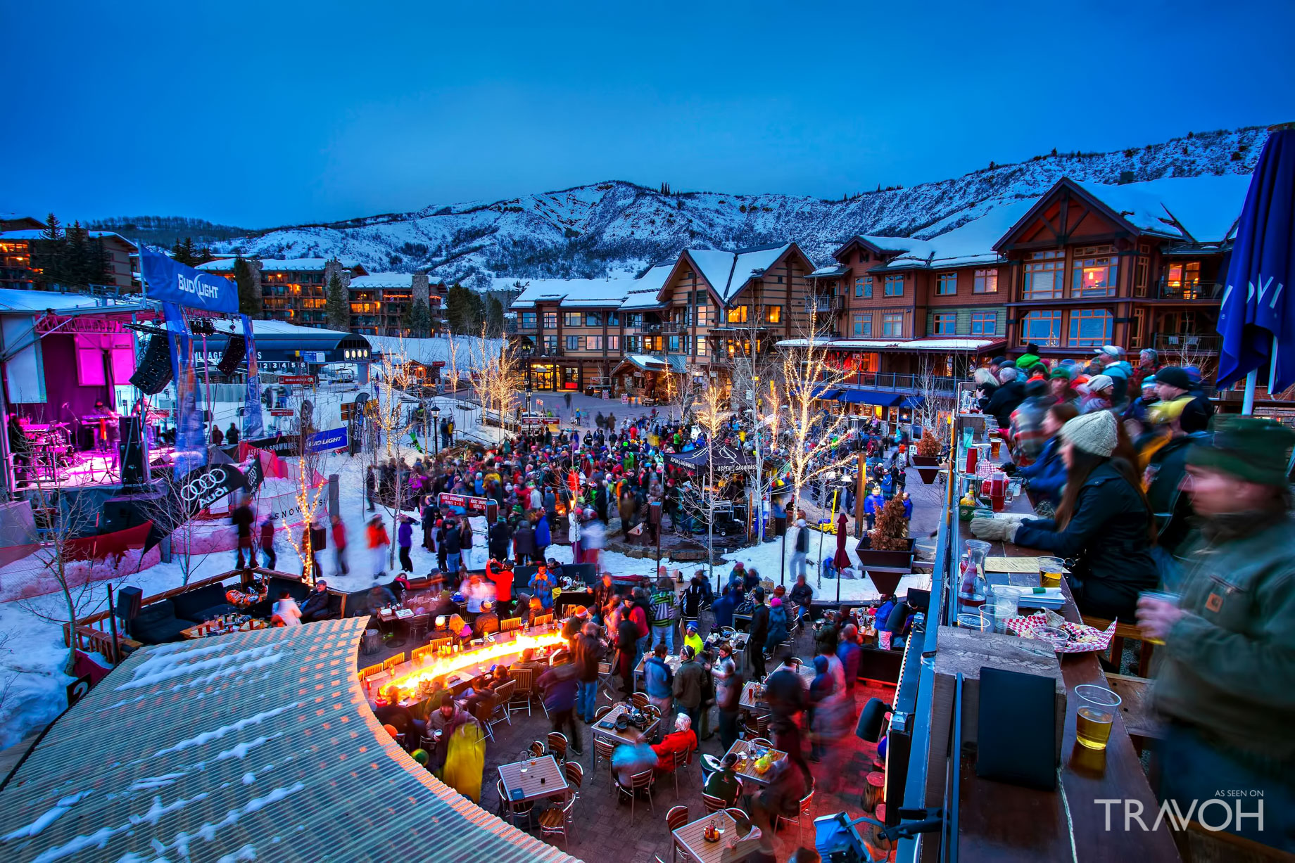 The Apres Ski Scene – Top 7 Reasons Why You Should Vacation in Aspen, Colorado