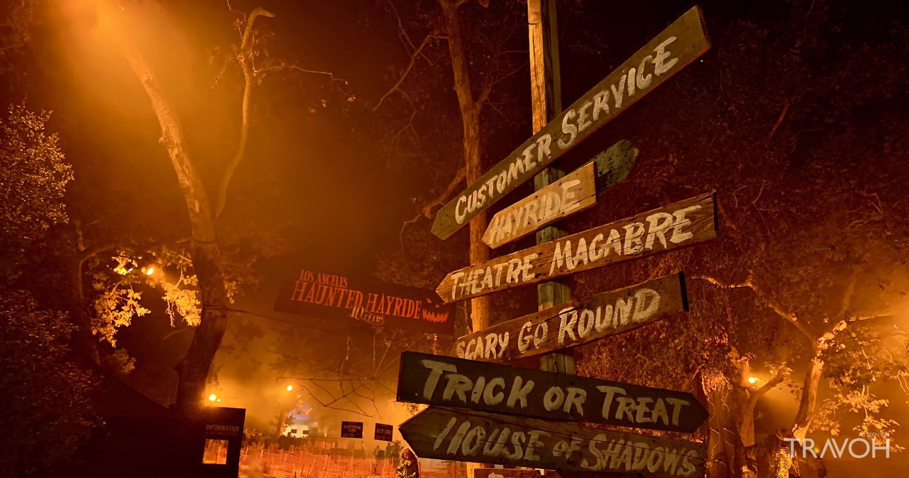 Los Angeles Haunted Hayride - 4730 Crystal Springs Dr, Los Angeles, CA, USA