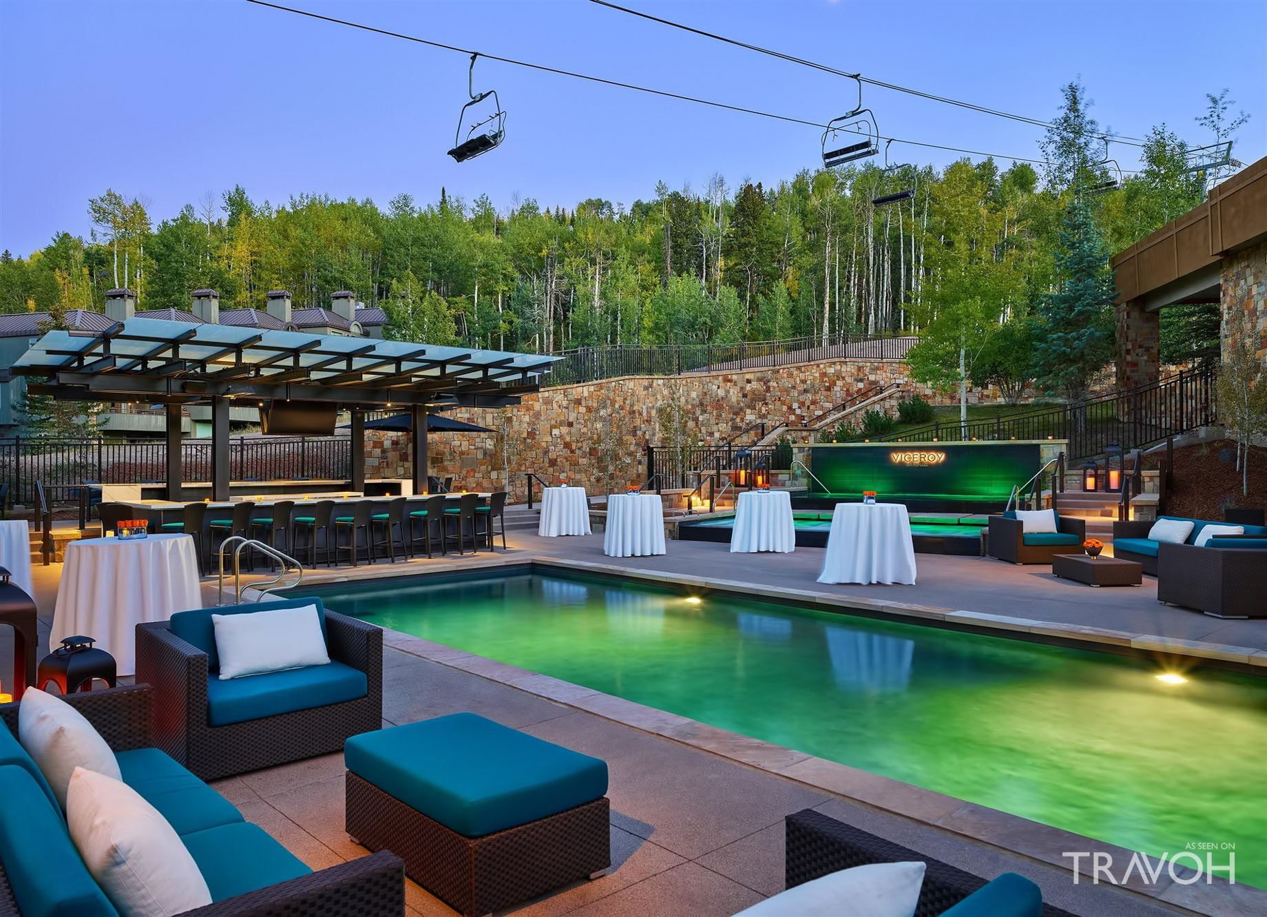 The Luxurious Spas - Top 7 Reasons Why You Should Vacation in Aspen, Colorado