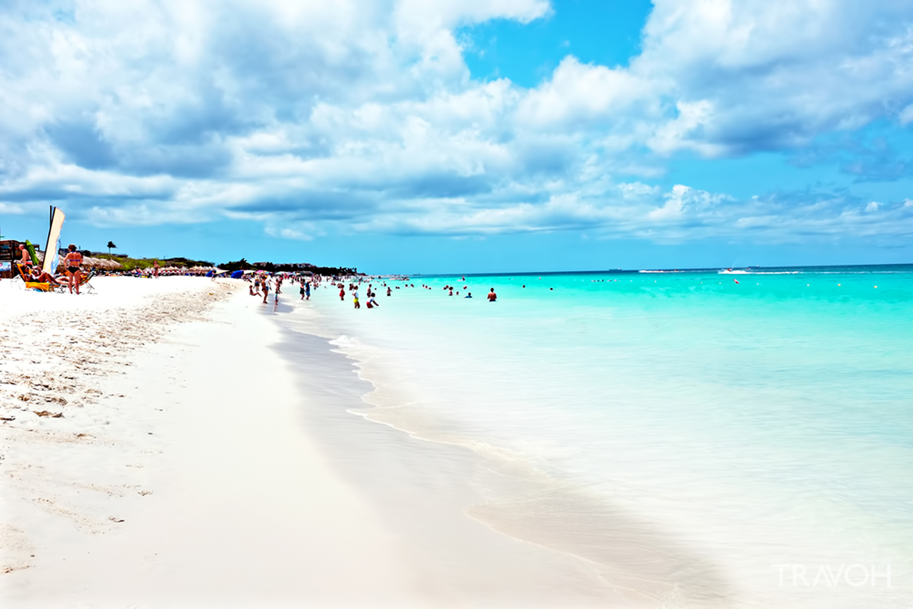 Hit the Beach - Five Signature Experiences on an ABC Islands Caribbean Yacht Charter