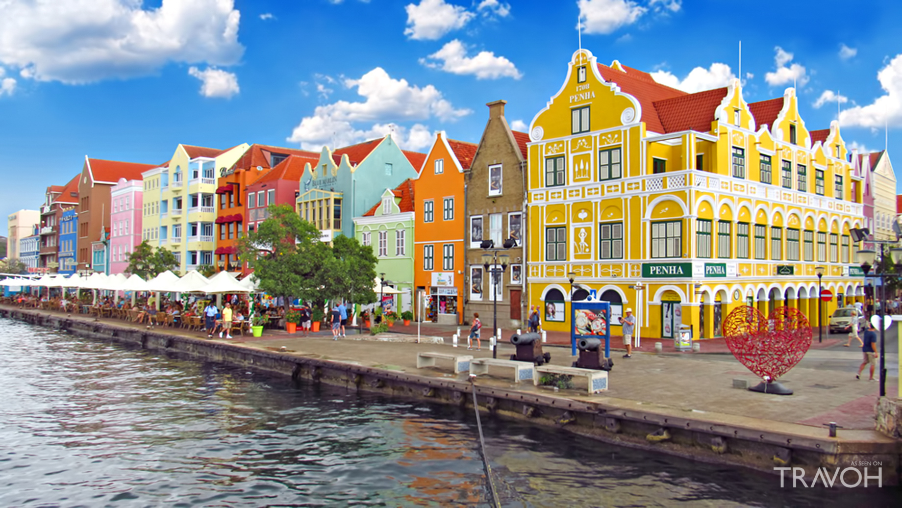 Wander the Charming Streets of Willemstad Curacao - Five Signature Experiences on an ABC Islands Caribbean Yacht Charter