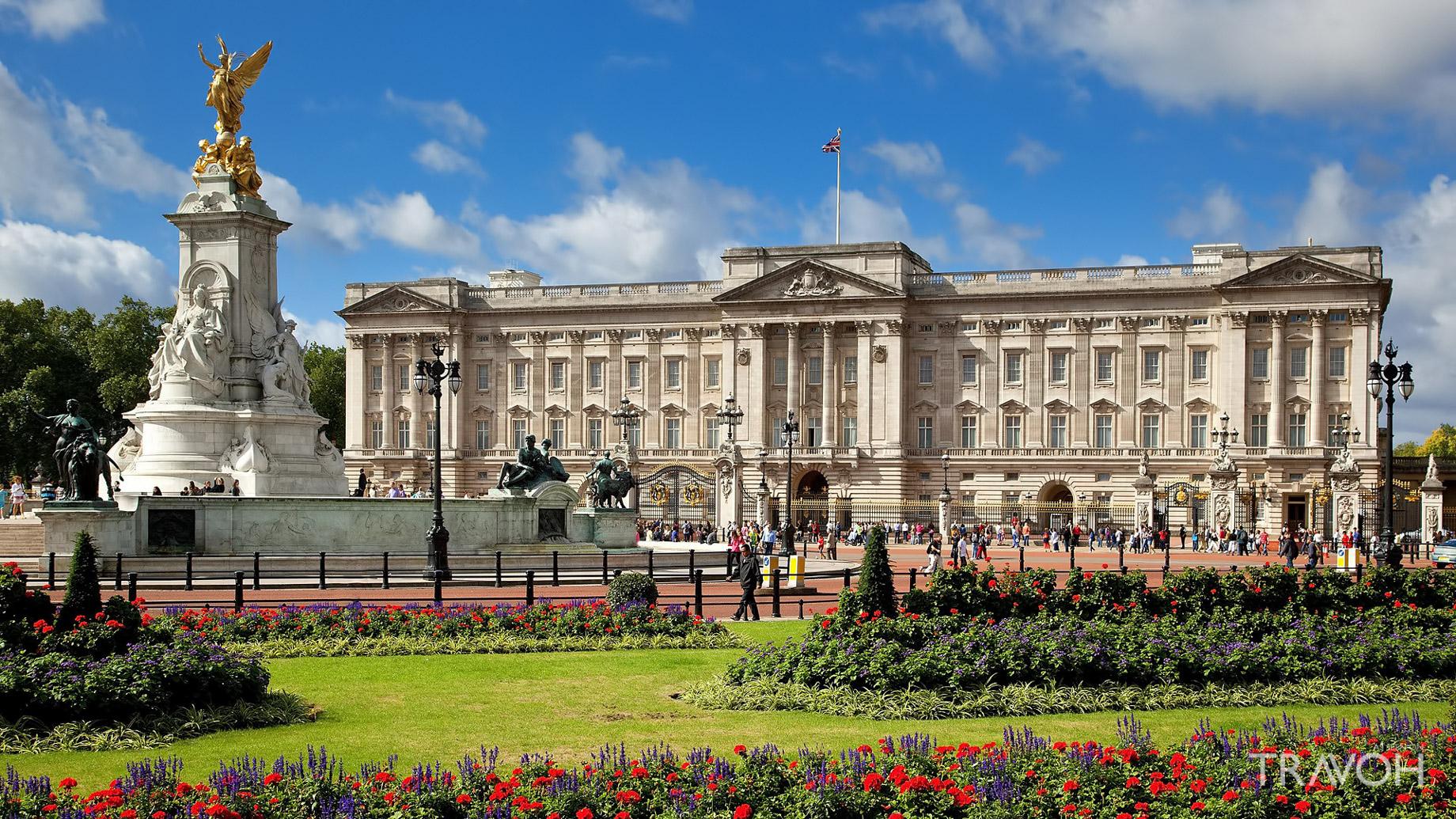 Buckingham Palace - Westminster, London, United Kingdom