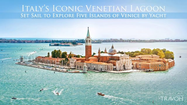 Italy's Iconic Venetian Lagoon - Set Sail to Explore Five Islands of Venice by Yacht