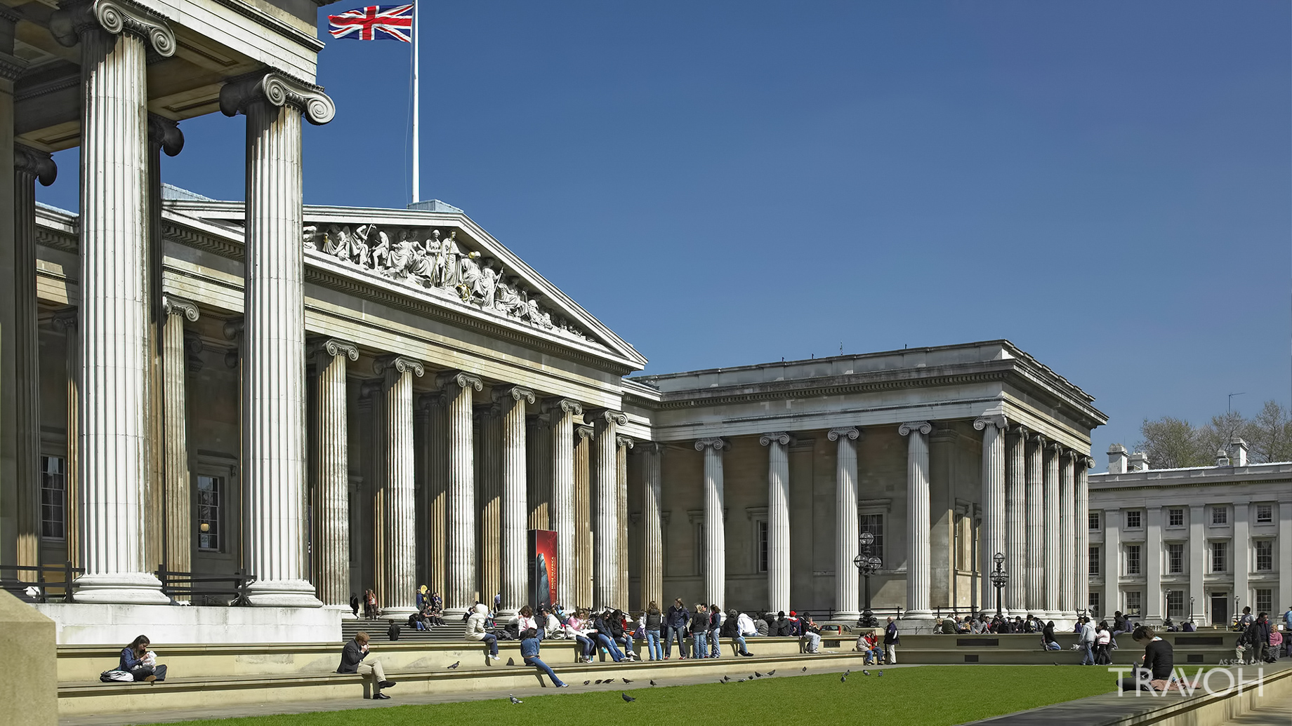 The British Museum - Great Russell St, Bloomsbury, London, United Kingdom