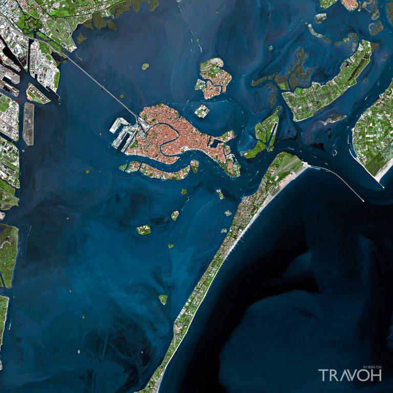 Venetian Archipelago Lagoon Islands - Venice, Italy