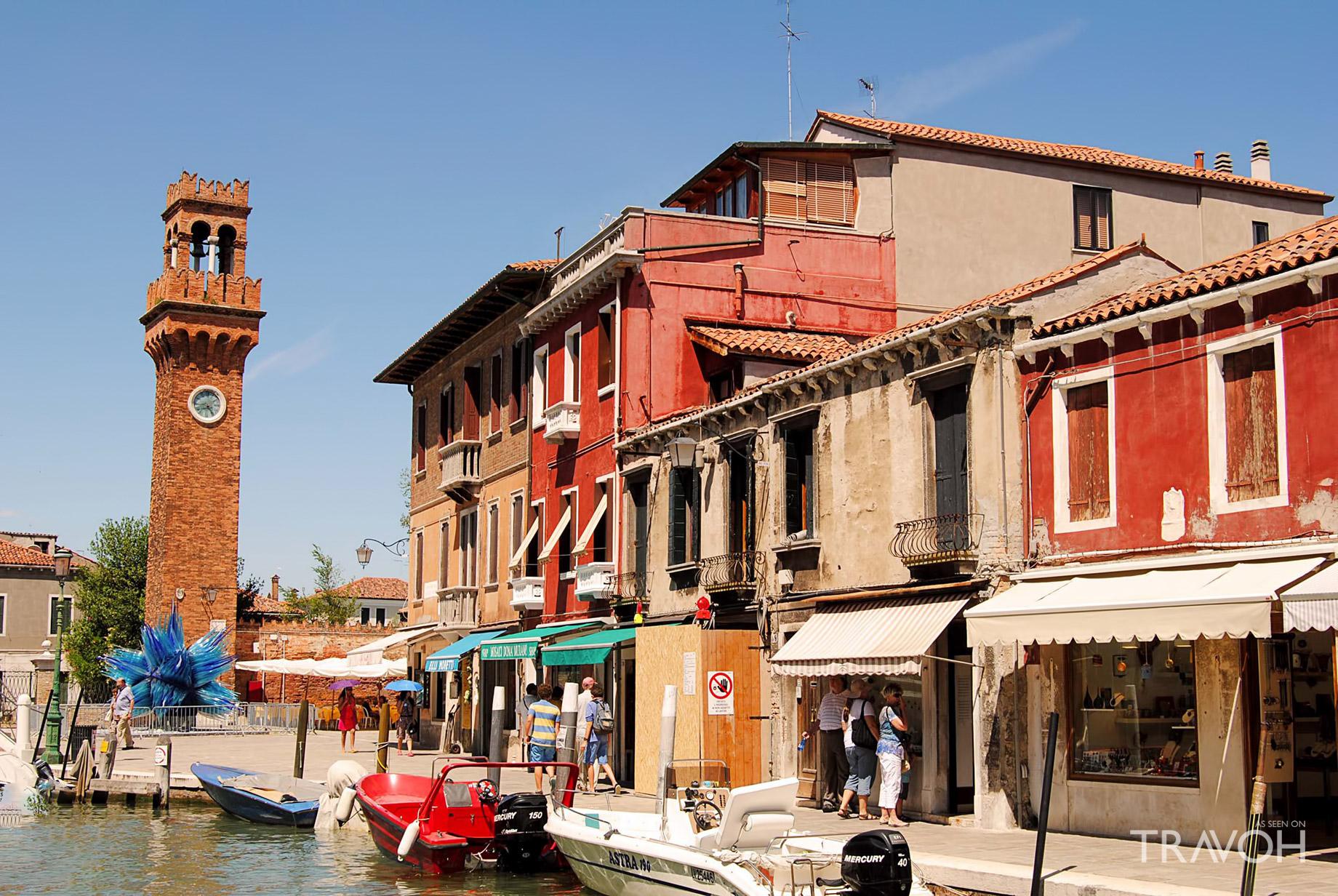 Murano Island - Venice, Italy