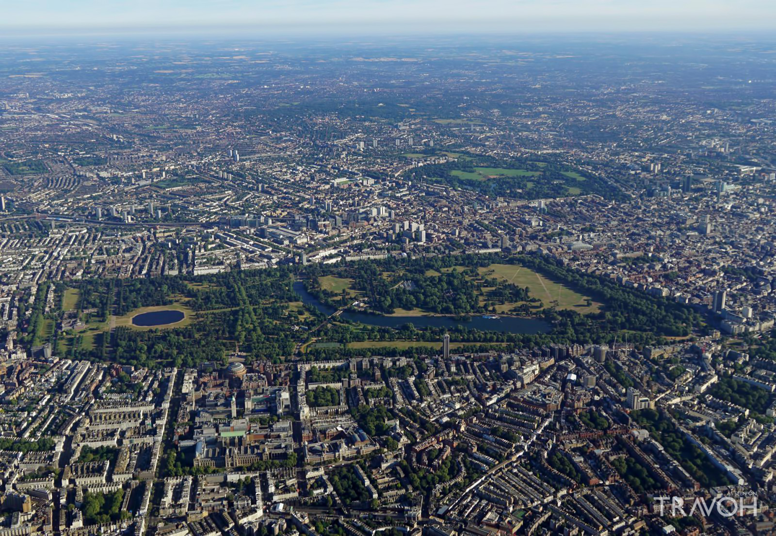 Hyde Park - London, United Kingdom