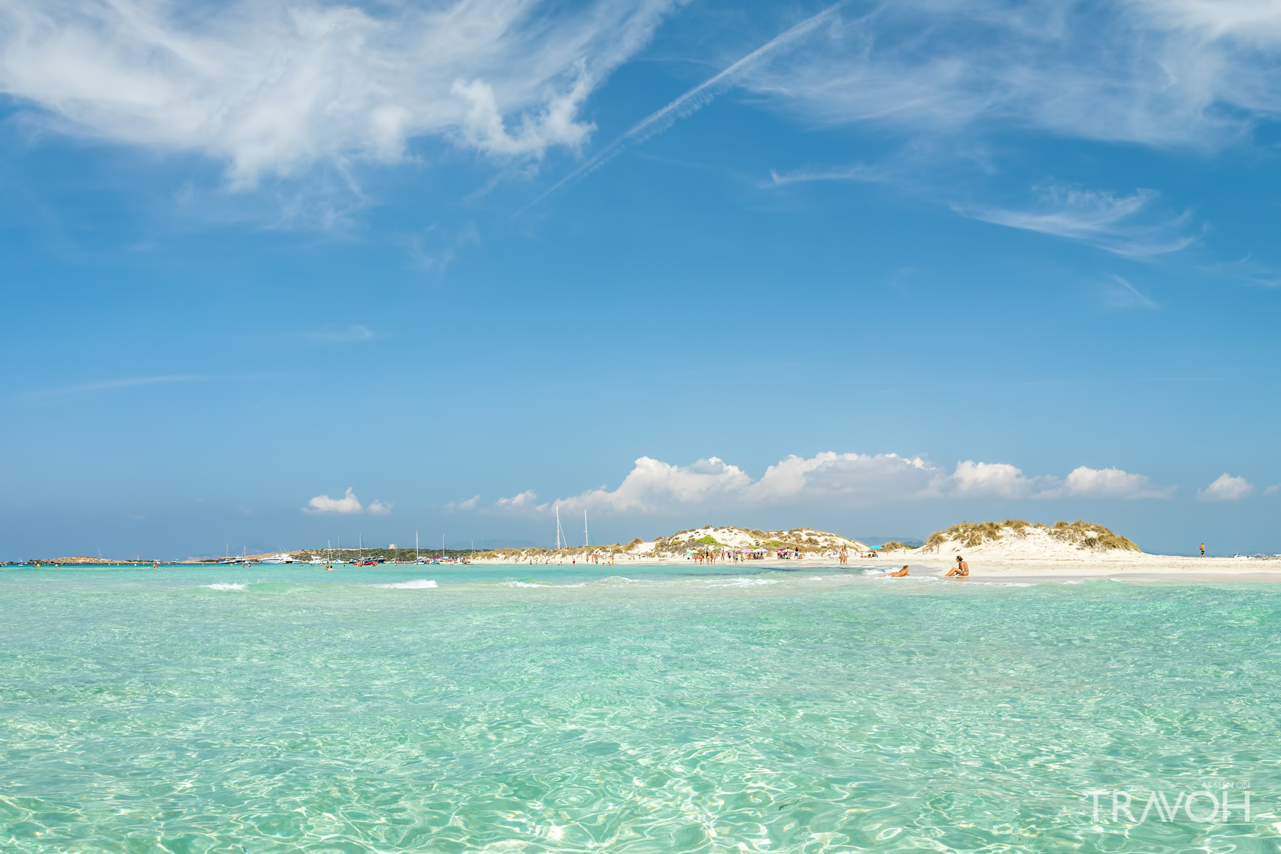 Yachting the Mediterranean - Relax and Unwind on the Idyllic Island of Formentera, Spain