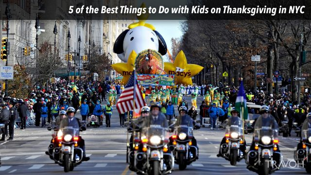 5 of the Best Things to Do with Kids on Thanksgiving in NYC