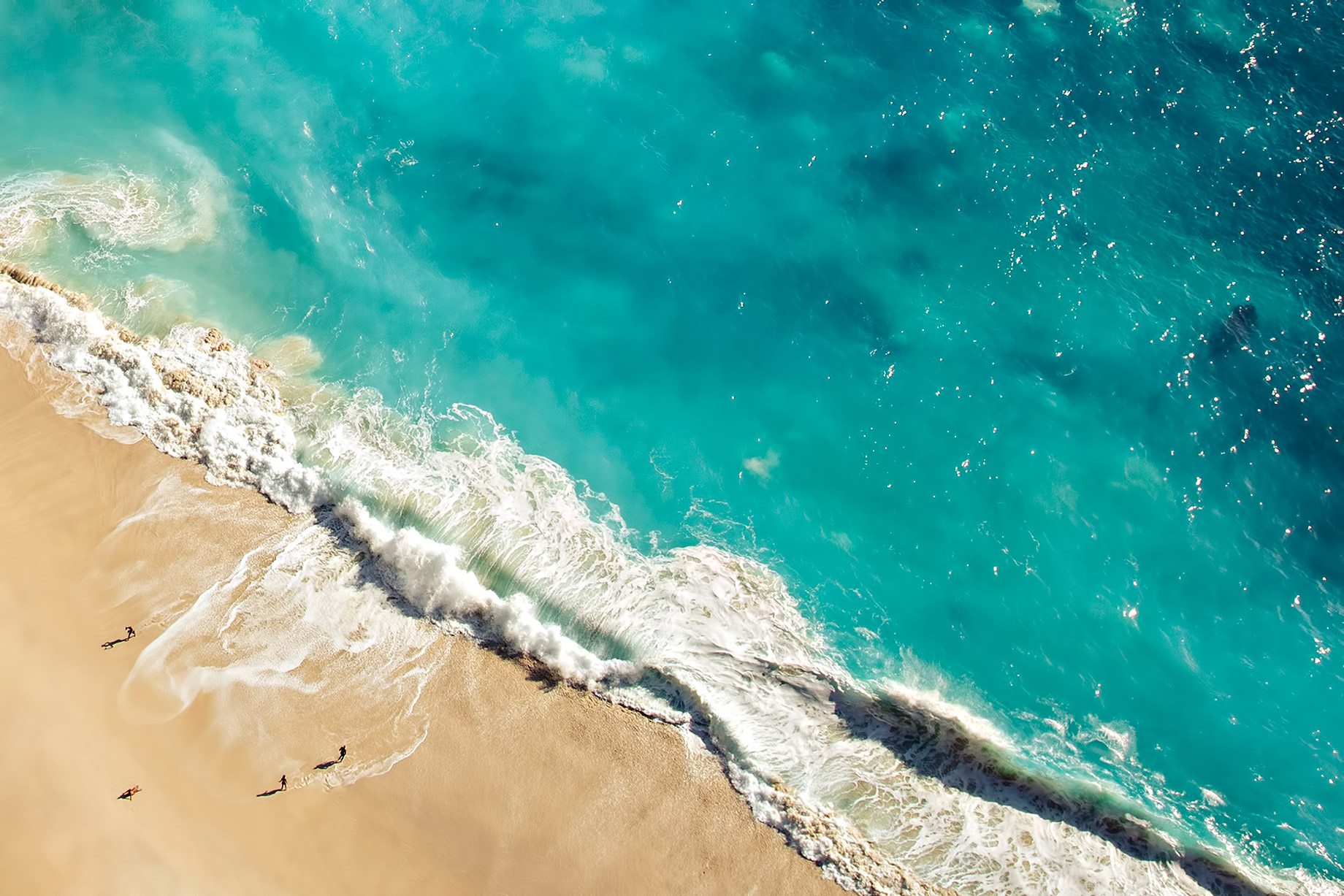 Indulge in exciting water activities at the beach - Bali, Indonesia