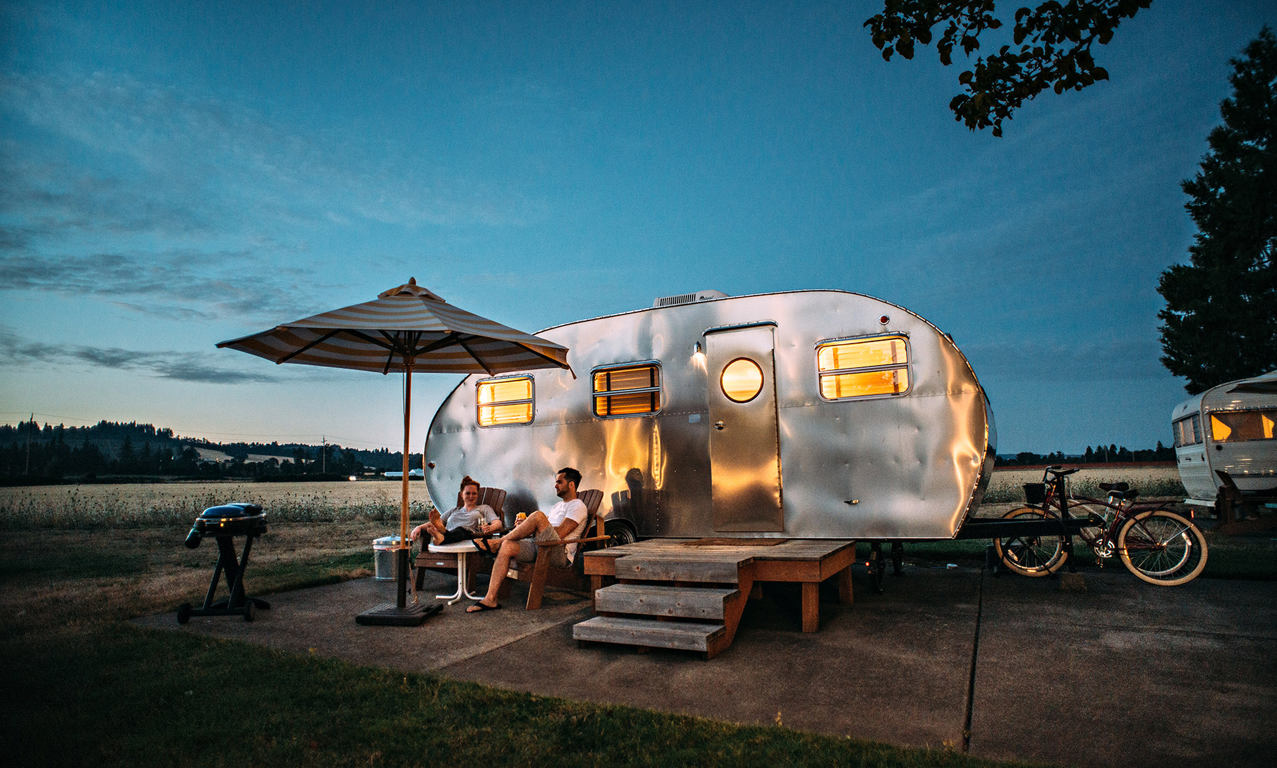 Bond with Family and Friends - Awesome Ideas for RV Life Lovers - Oregon, USA