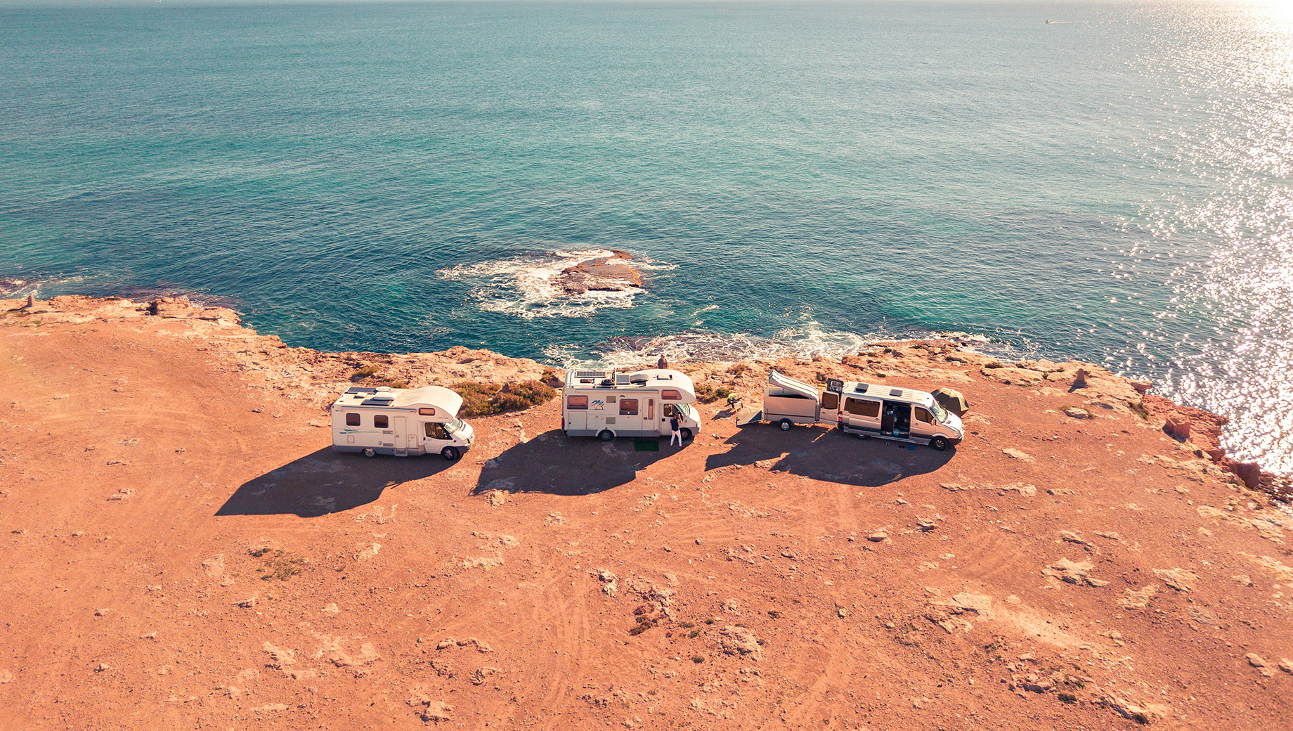 Smell the Ocean Breeze - Awesome Ideas for RV Life Lovers - Torrevieja, Spain